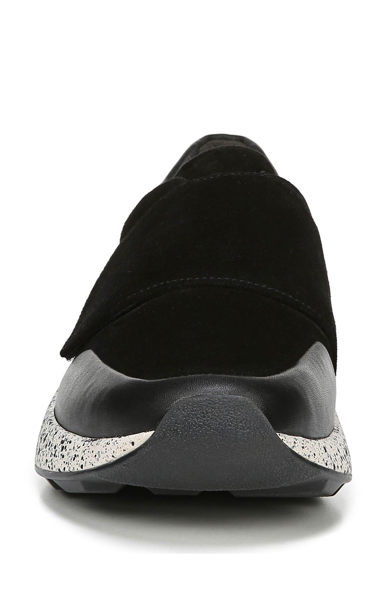 Gage Sneaker,                             Alternate thumbnail 4, color,                             BLACK COCO