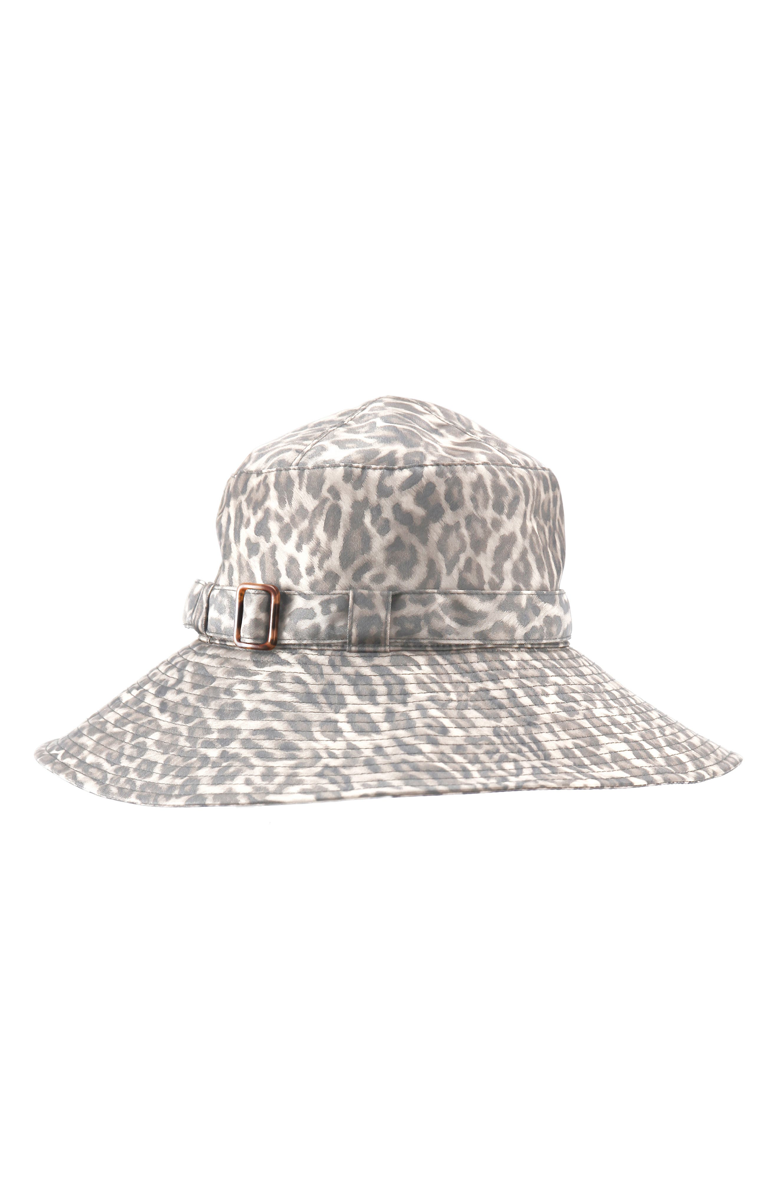 ERIC JAVITS,                             'Kaya' Hat,                             Main thumbnail 1, color,                             BONE JAG