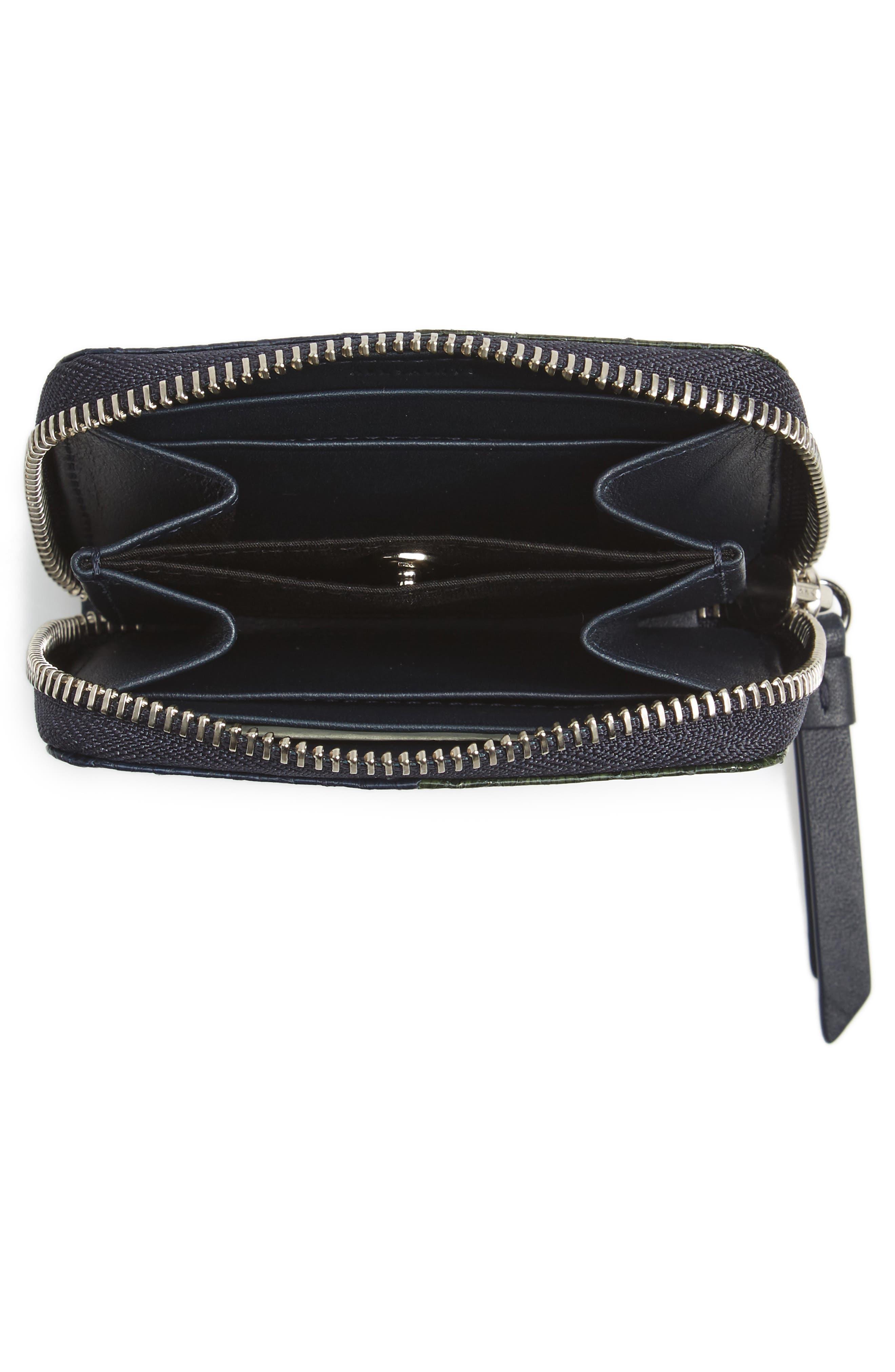 Ikuya Leather & Genuine Snakeskin Wallet,                             Alternate thumbnail 2, color,                             405