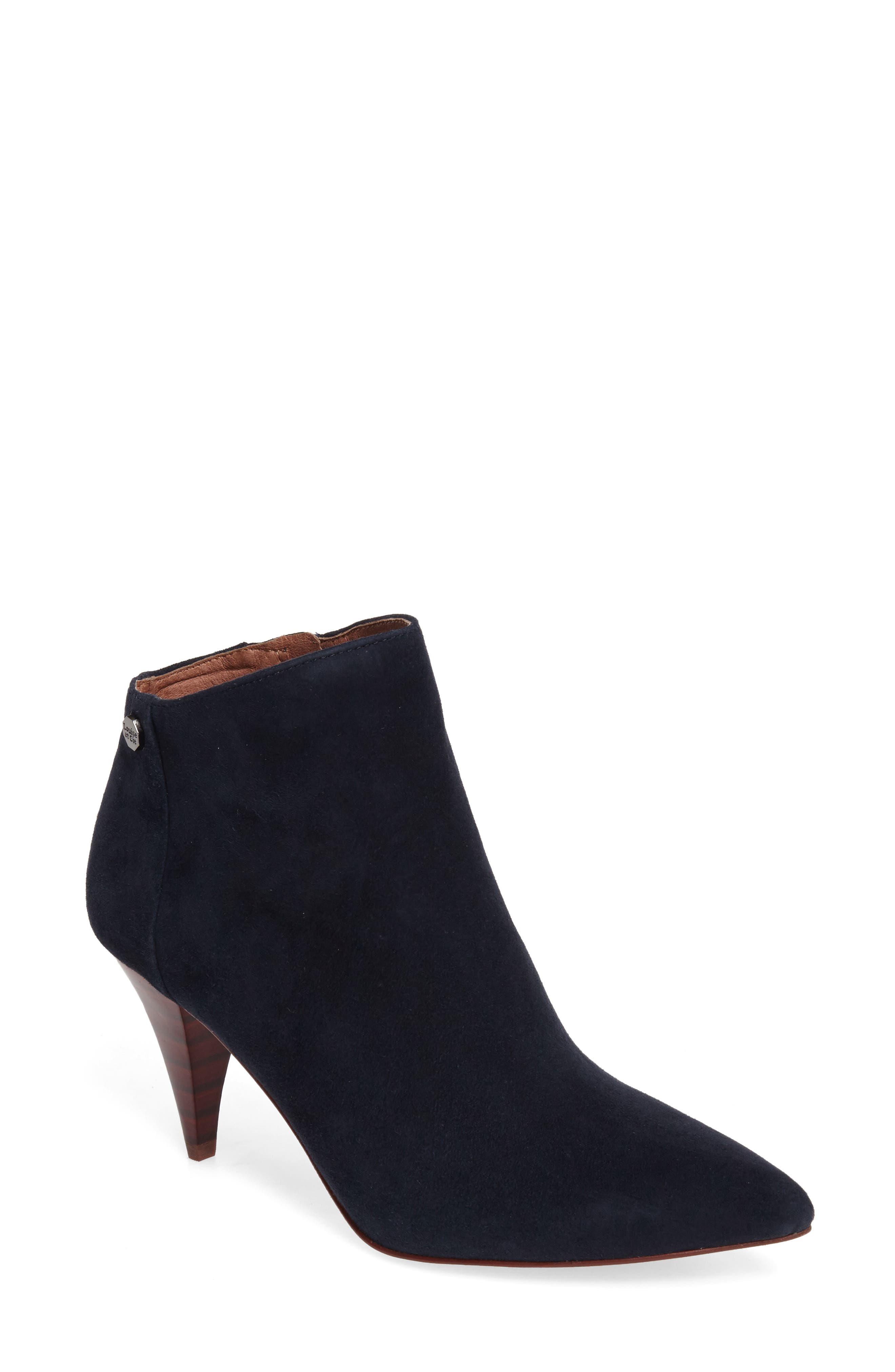 Warley Pointy Toe Bootie,                             Main thumbnail 3, color,