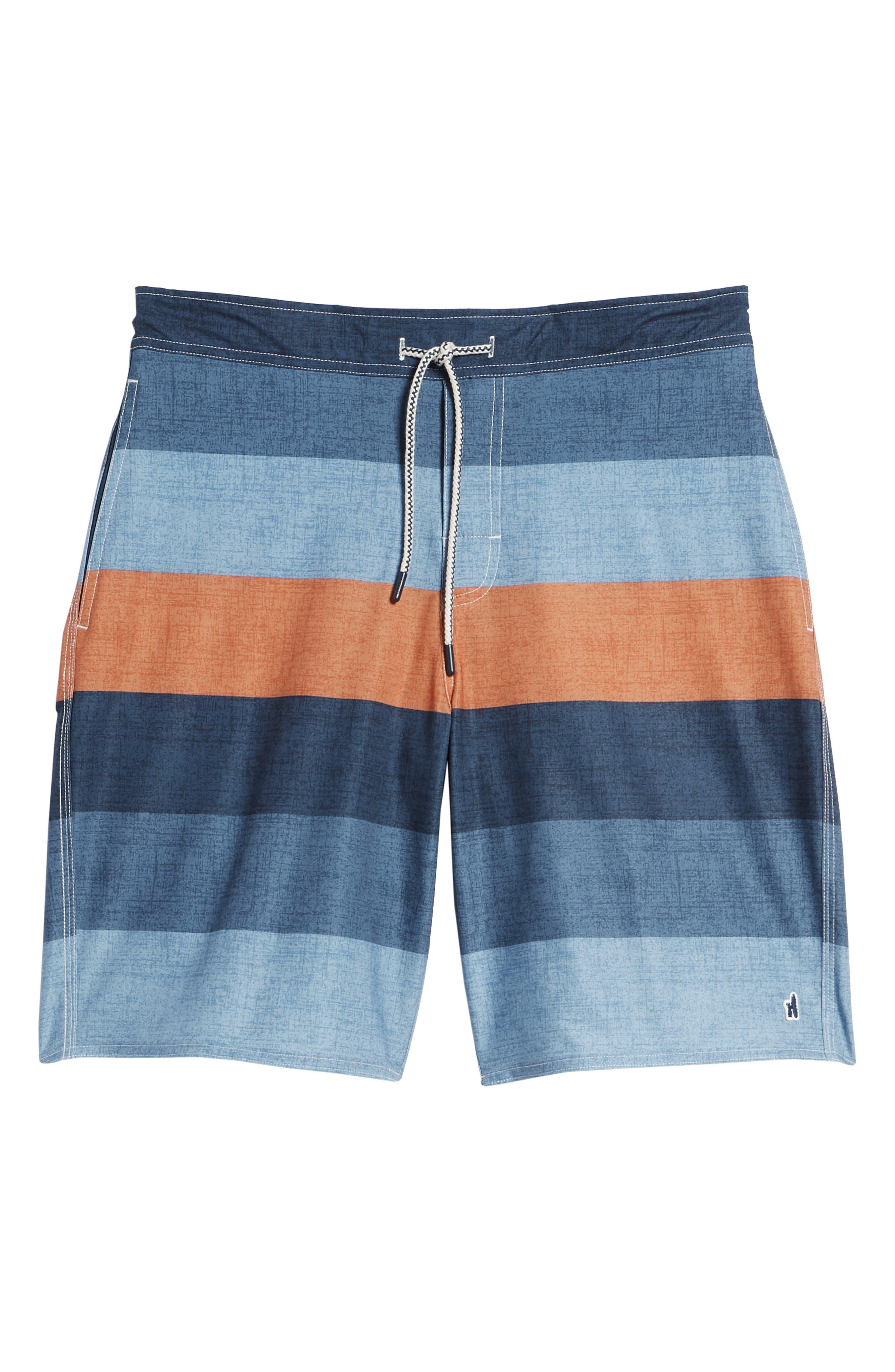 Shore Swim Trunks,                             Alternate thumbnail 6, color,                             400