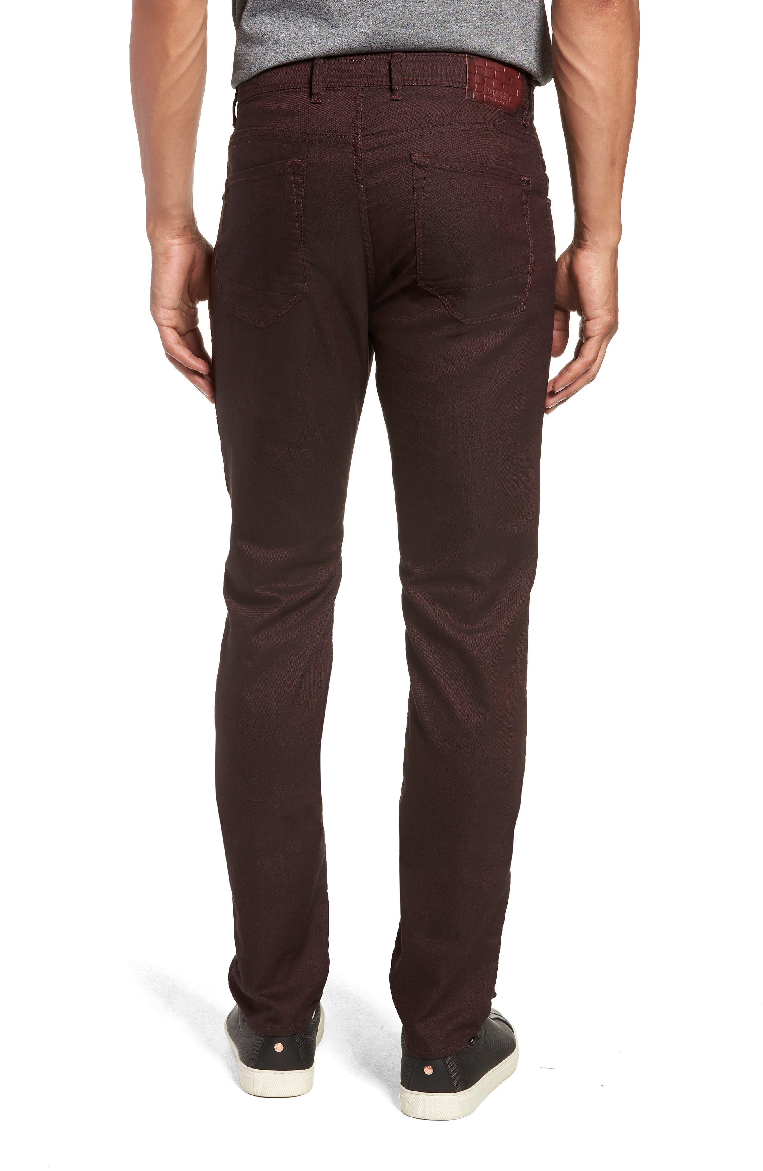 BRAX,                             Slim Fit Five-Pocket Pants,                             Alternate thumbnail 2, color,                             602