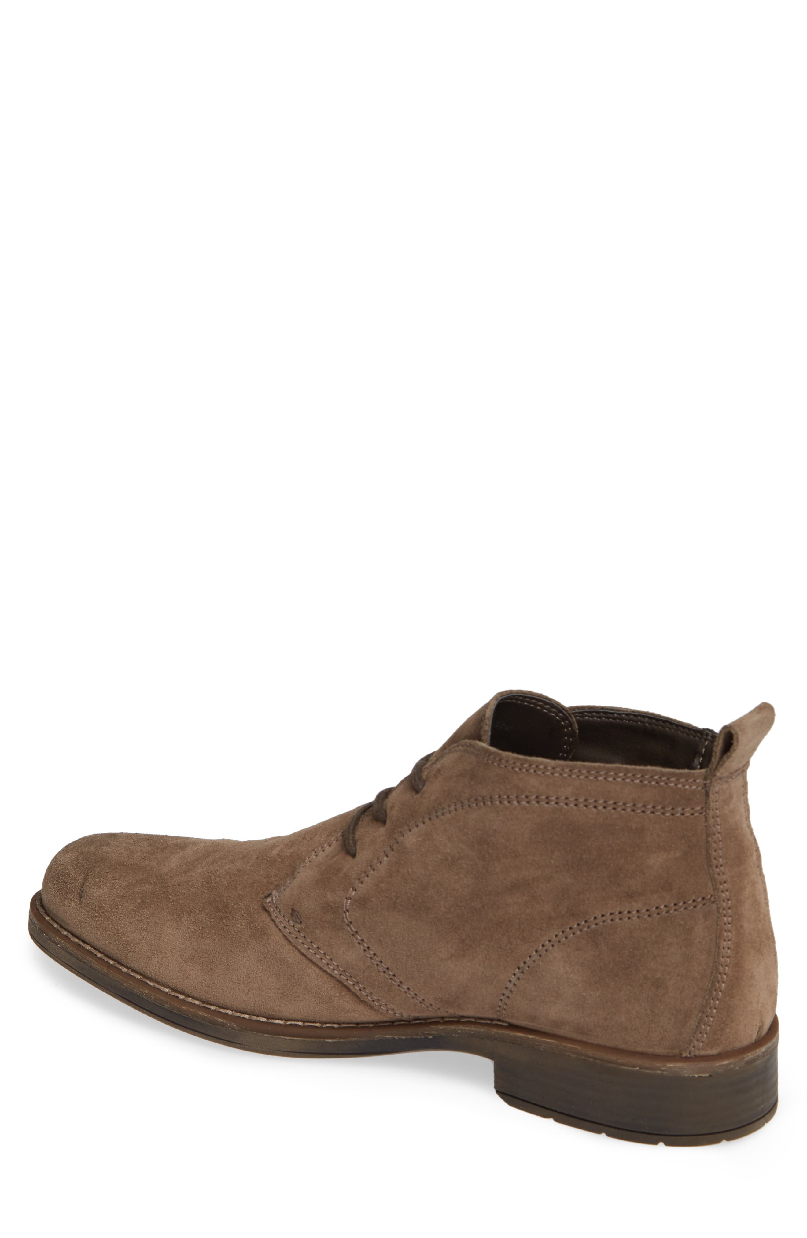 Stevens Waterproof Chukka Boot,                             Alternate thumbnail 2, color,                             TAUPE SUEDE