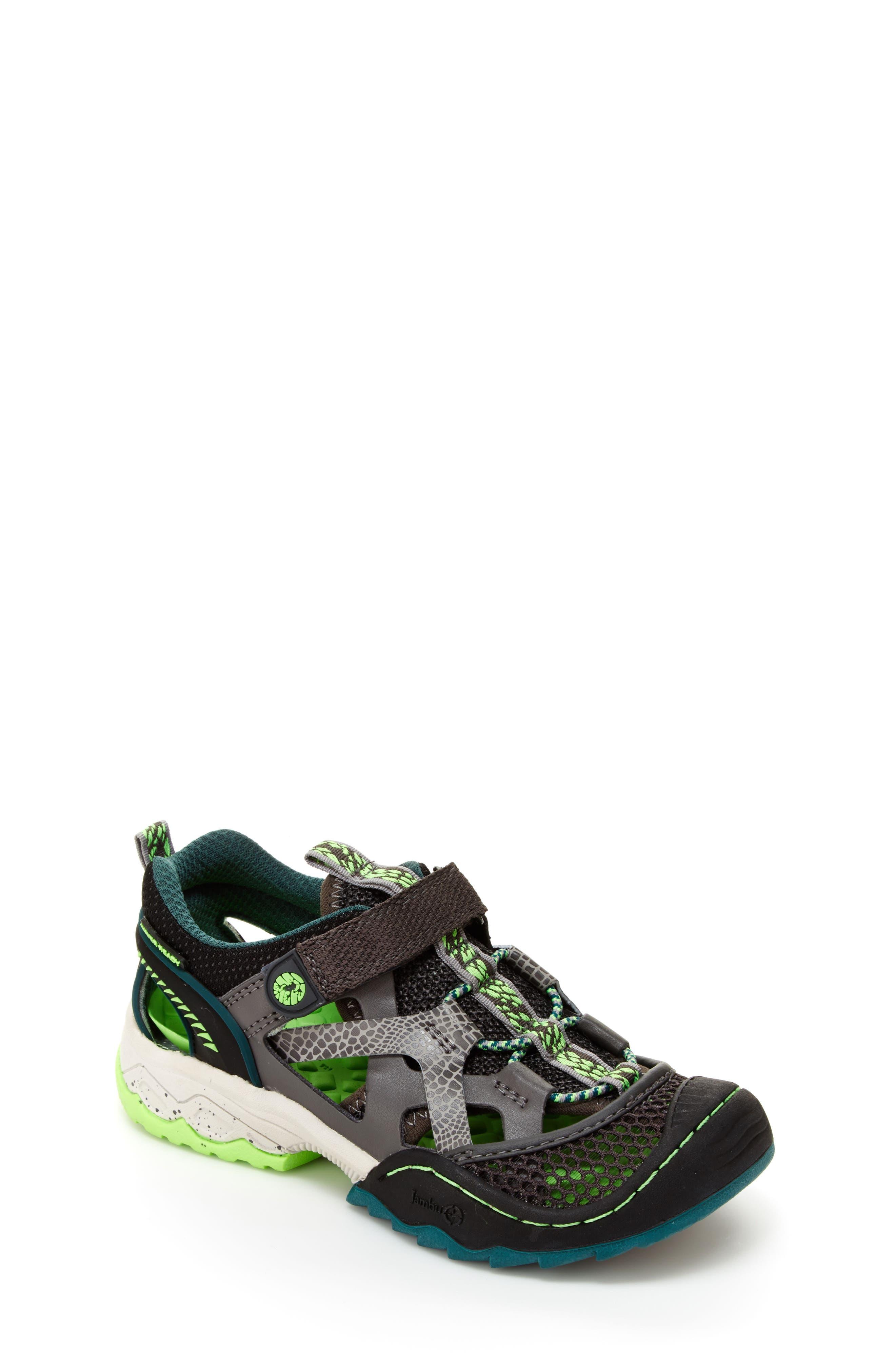 'Squamata 2' Sport & Water Sneaker, Main, color, GREY