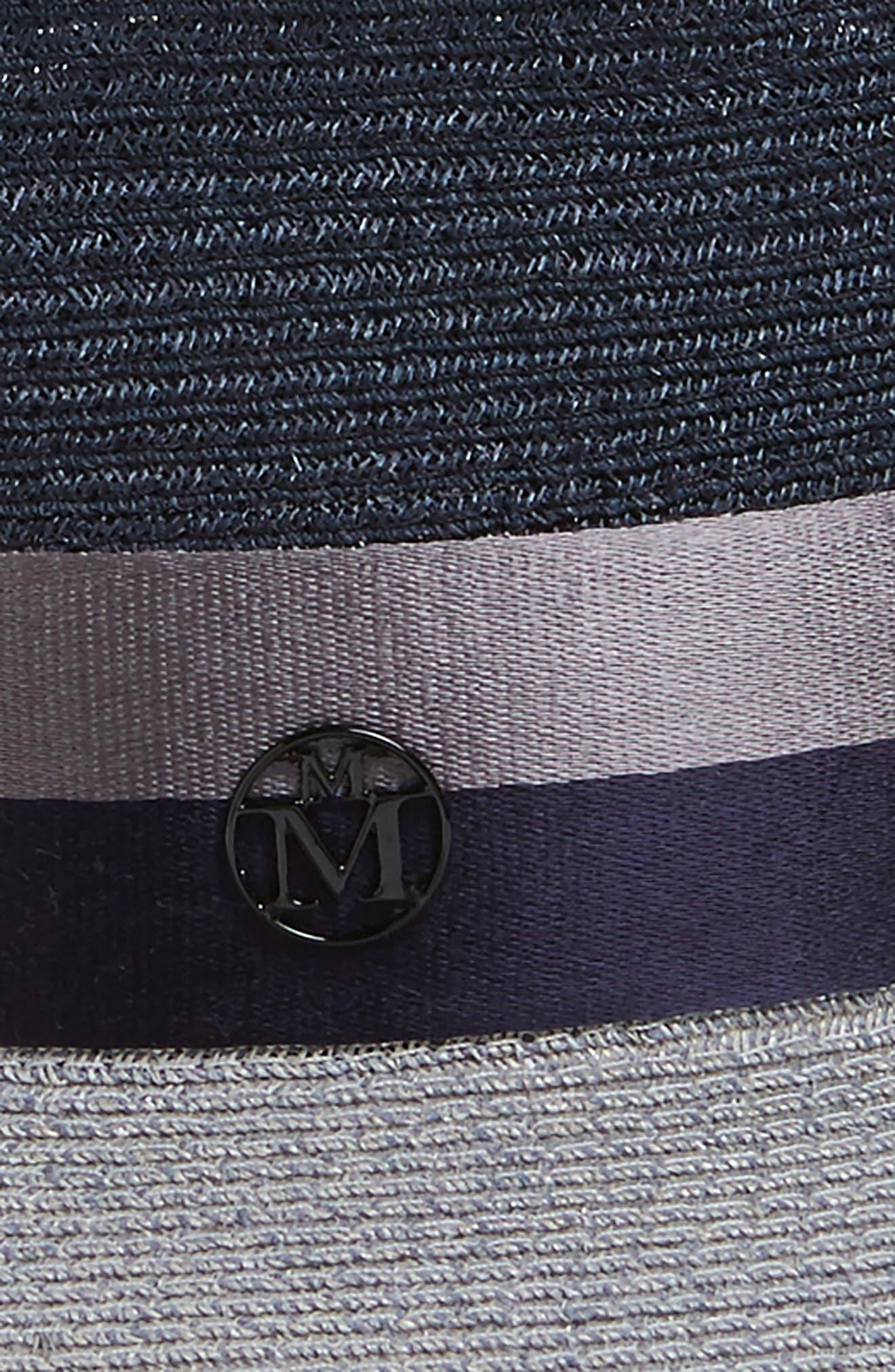 Virginie Fur Felt Hat,                             Alternate thumbnail 3, color,