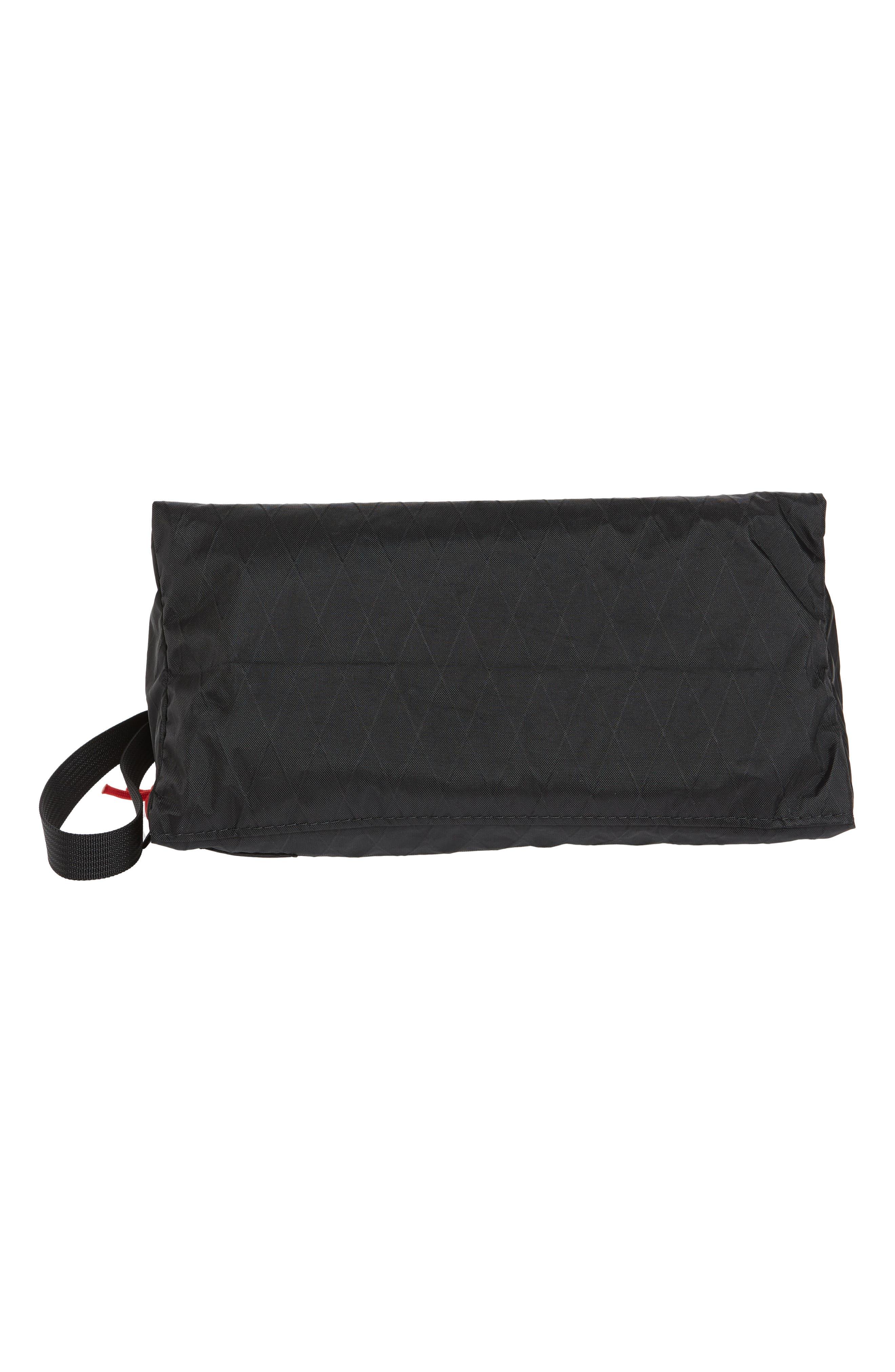 X-Pac Dopp Kit,                             Alternate thumbnail 5, color,                             X-PAC BLACK