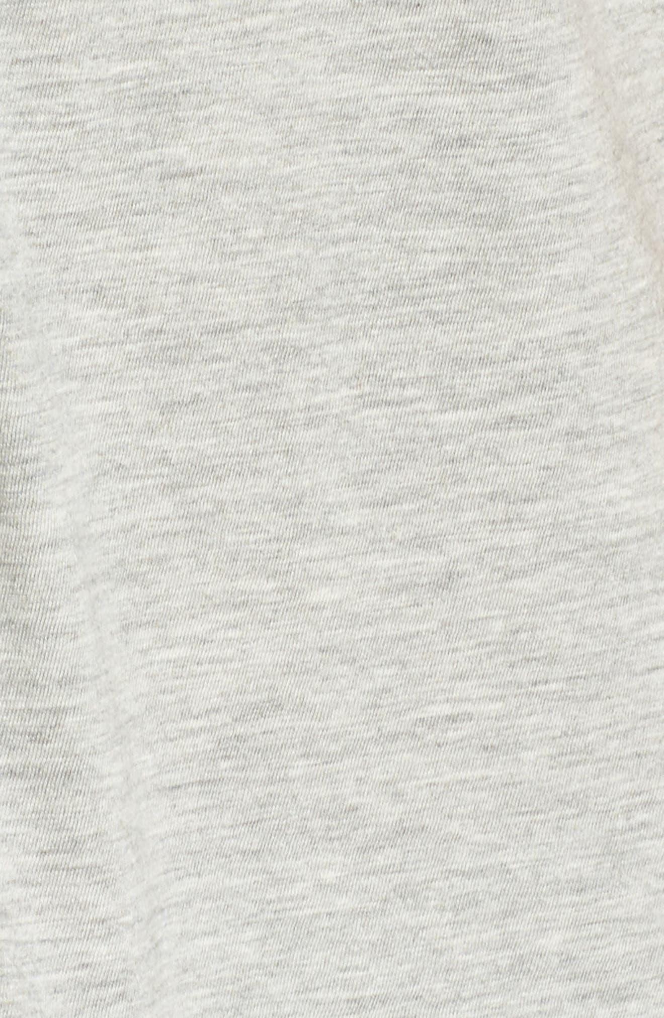 COSABELLA,                             Amore Pajamas,                             Alternate thumbnail 5, color,                             HEATHER GRAY/ MAUVELOUS