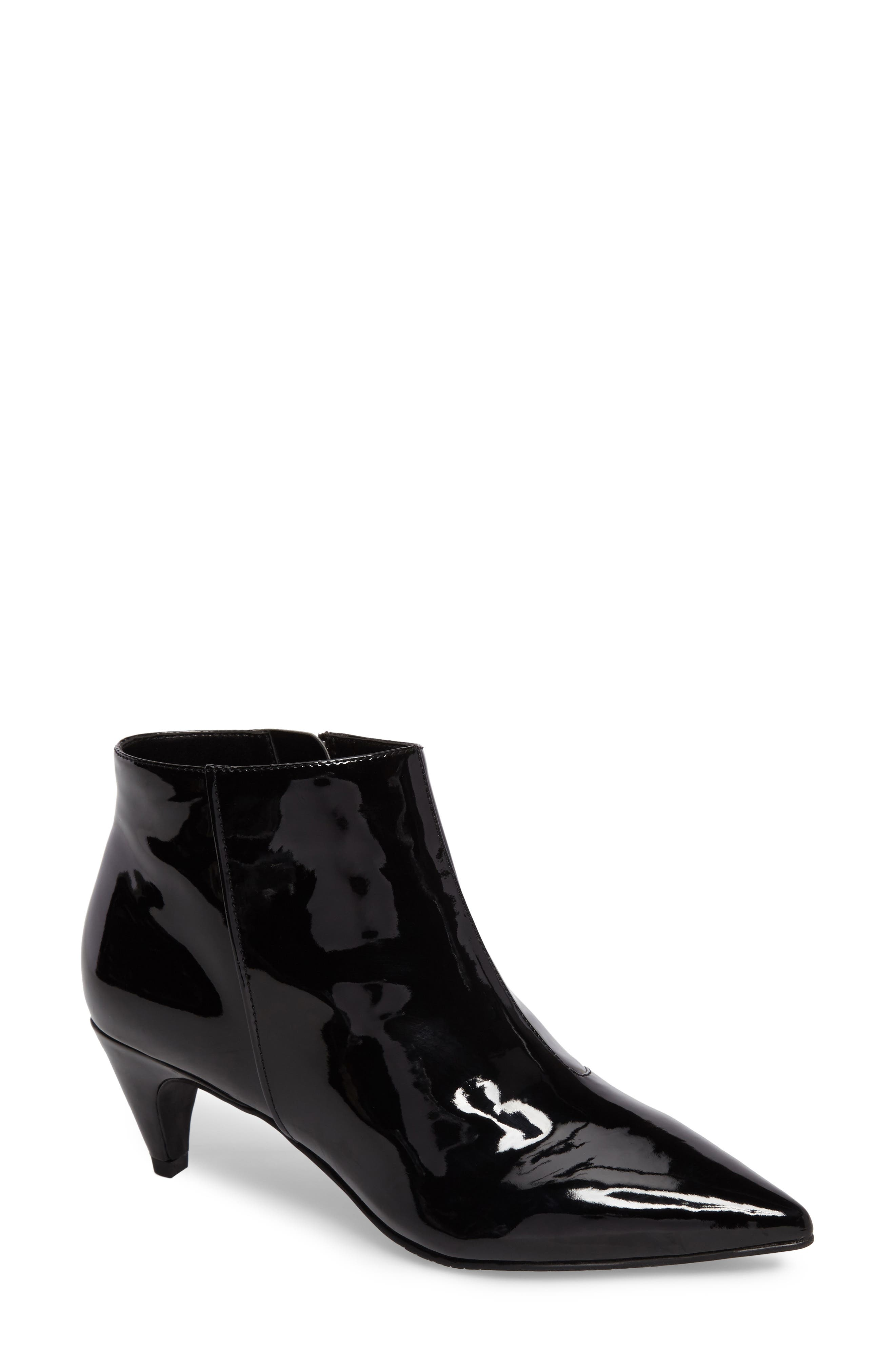 Major Pointy Toe Bootie,                             Main thumbnail 1, color,                             003