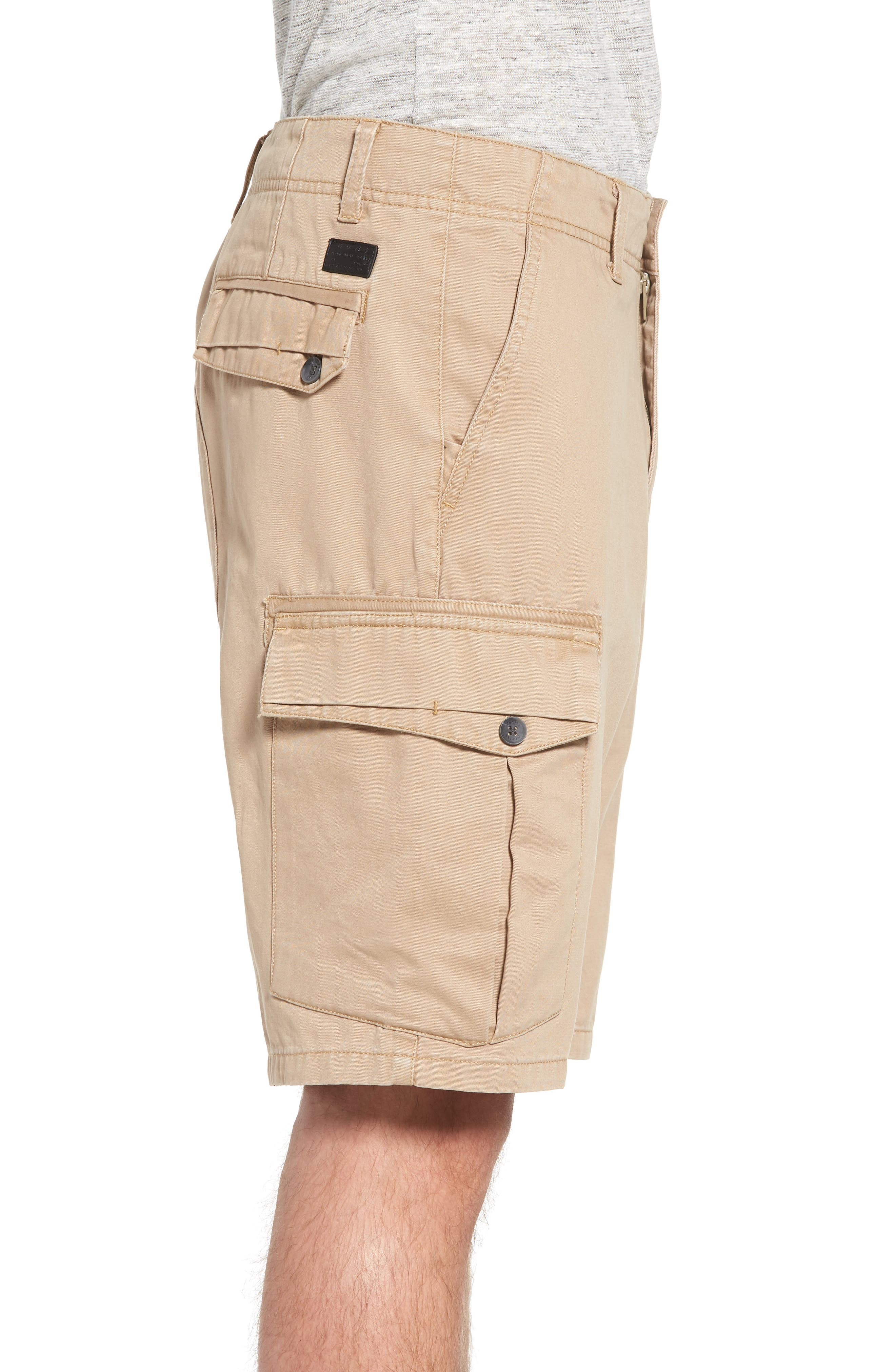 Campbell Cargo Shorts,                             Alternate thumbnail 3, color,                             251