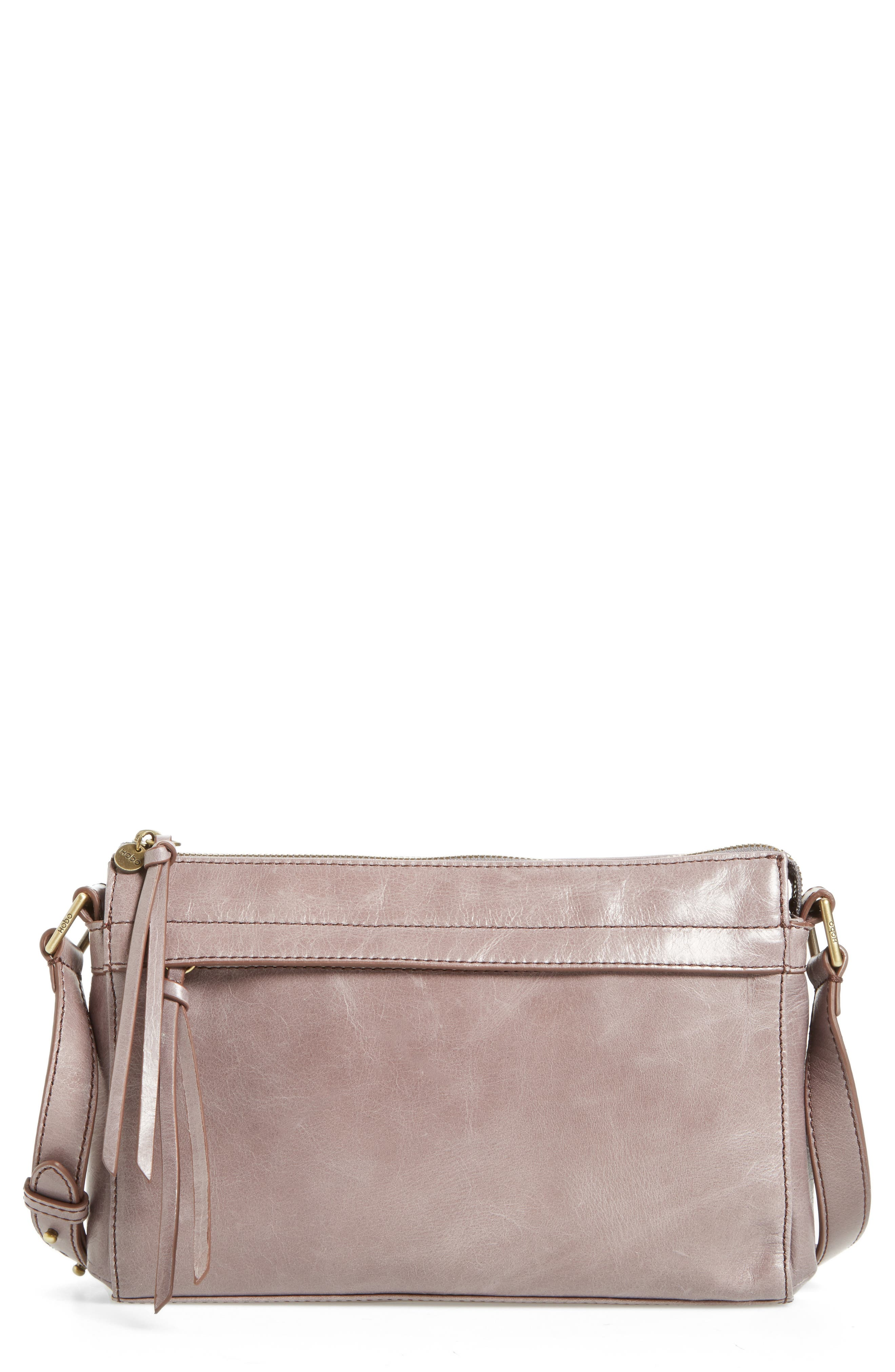 Tobey Leather Crossbody Bag,                             Alternate thumbnail 13, color,