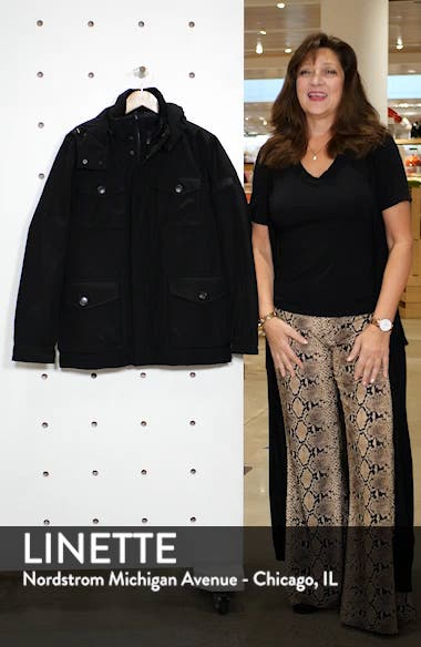Camou Field Jacket, sales video thumbnail