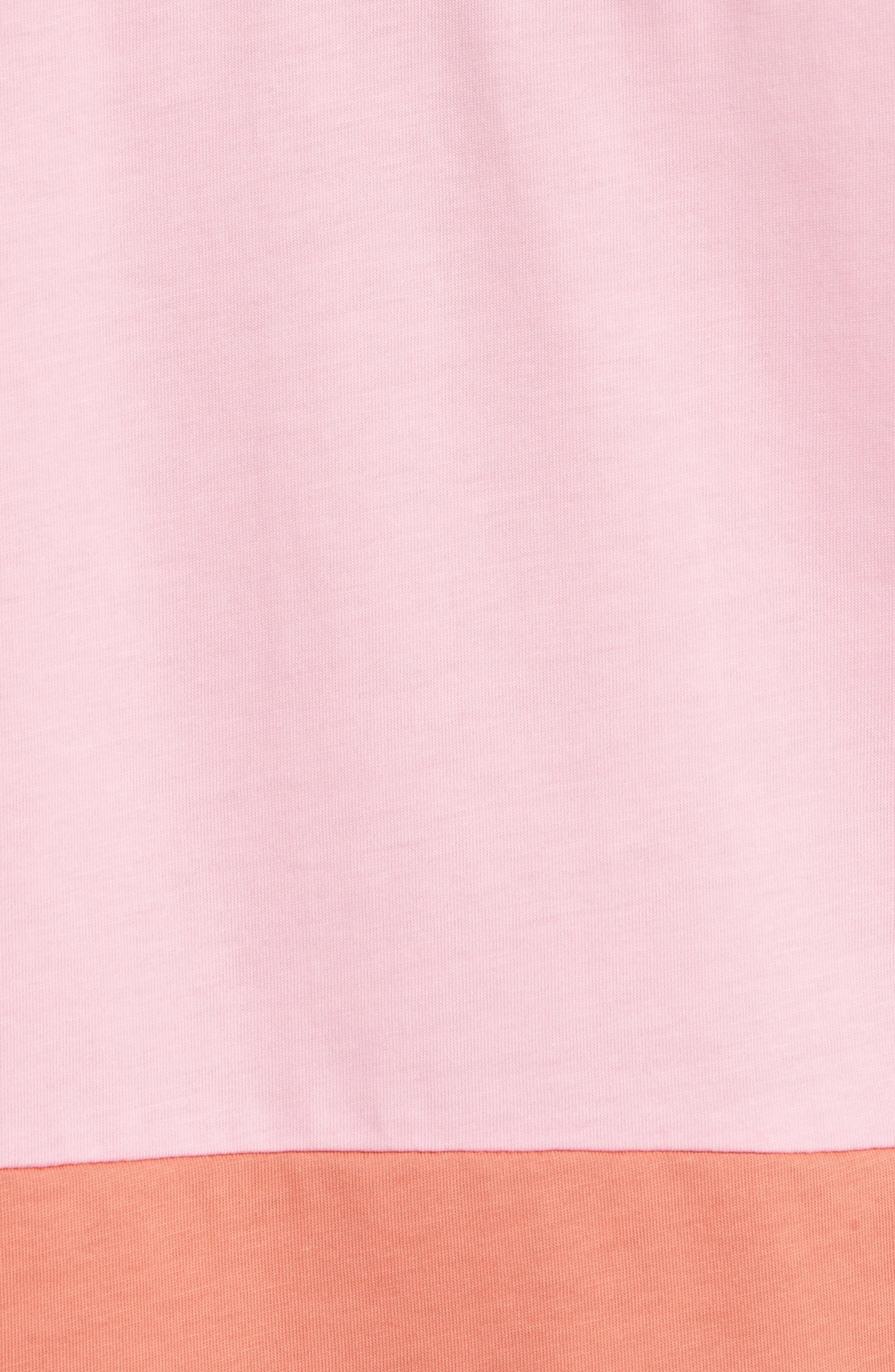 Bold Stripe T-Shirt,                             Alternate thumbnail 5, color,