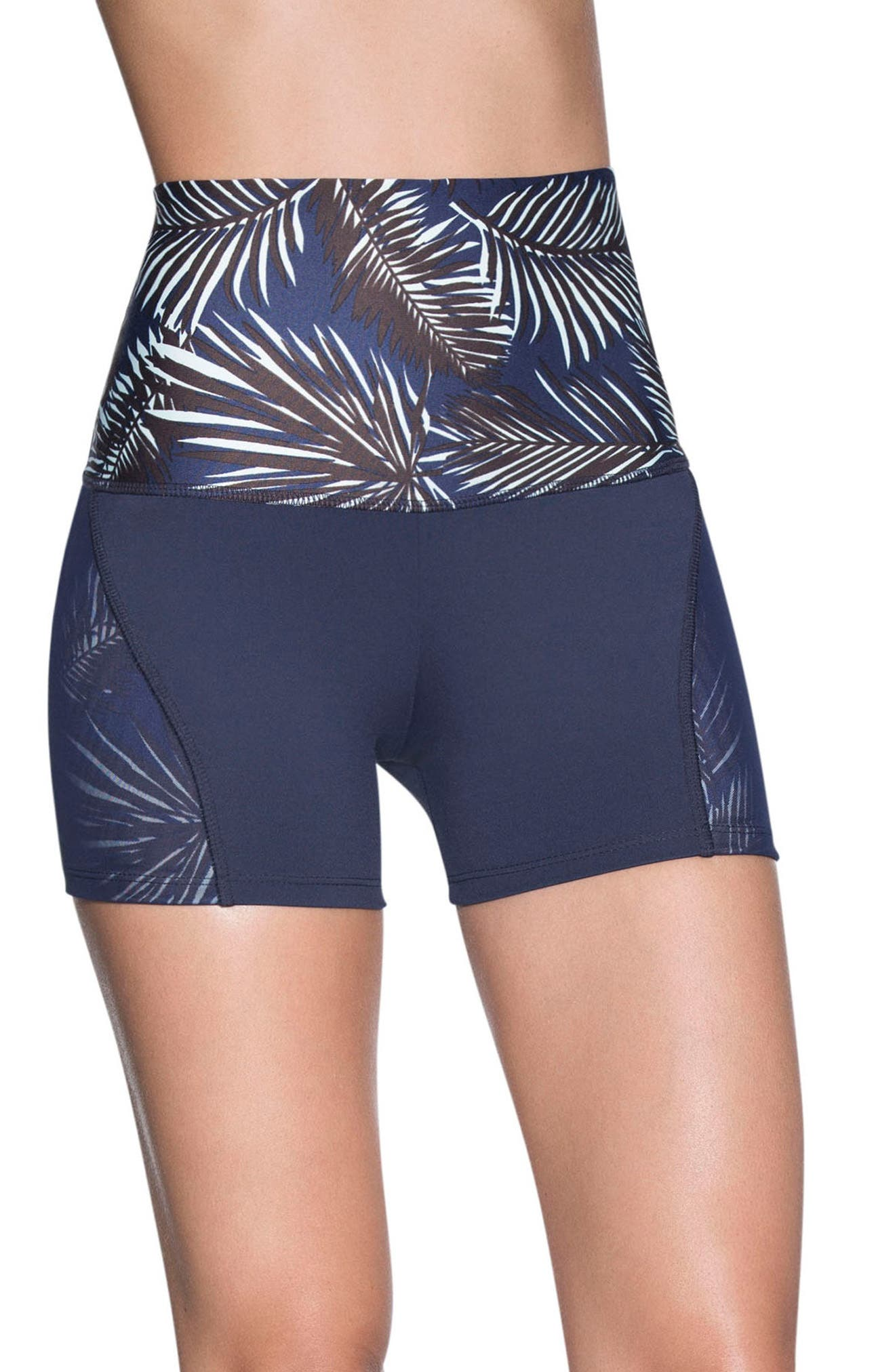 Cobra High Waist Shorts,                             Main thumbnail 1, color,                             431