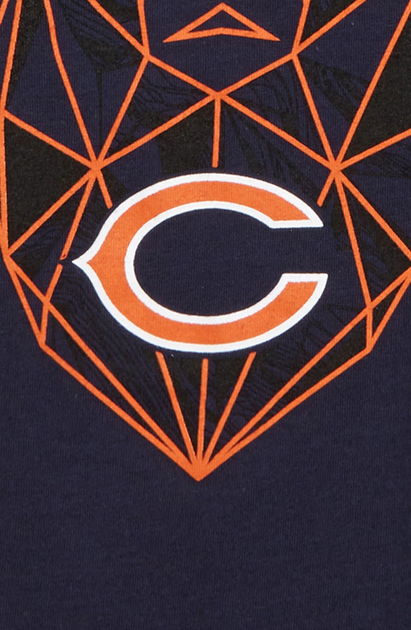NFL Chicago Bears Dry Legend Lift T-Shirt,                             Alternate thumbnail 2, color,                             410