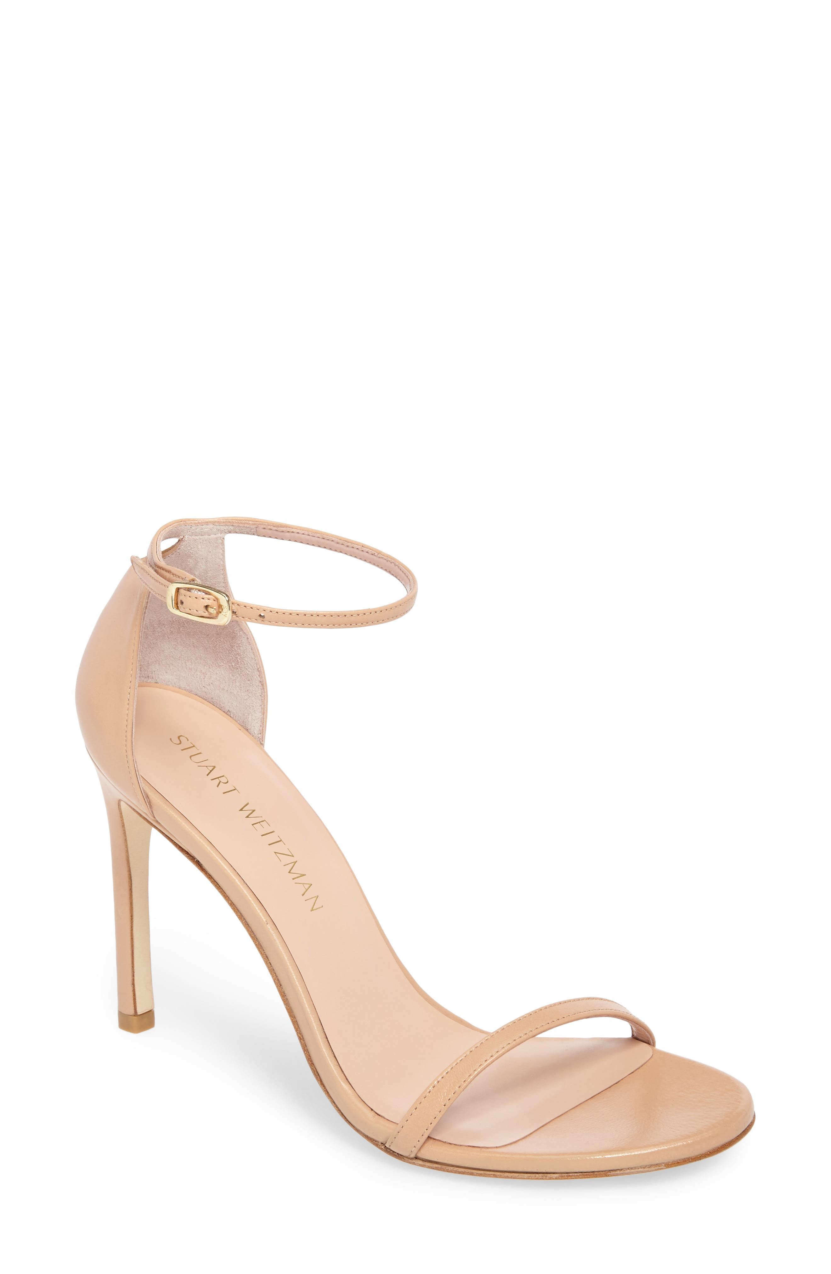 Nudistsong Ankle Strap Sandal,                             Main thumbnail 8, color,