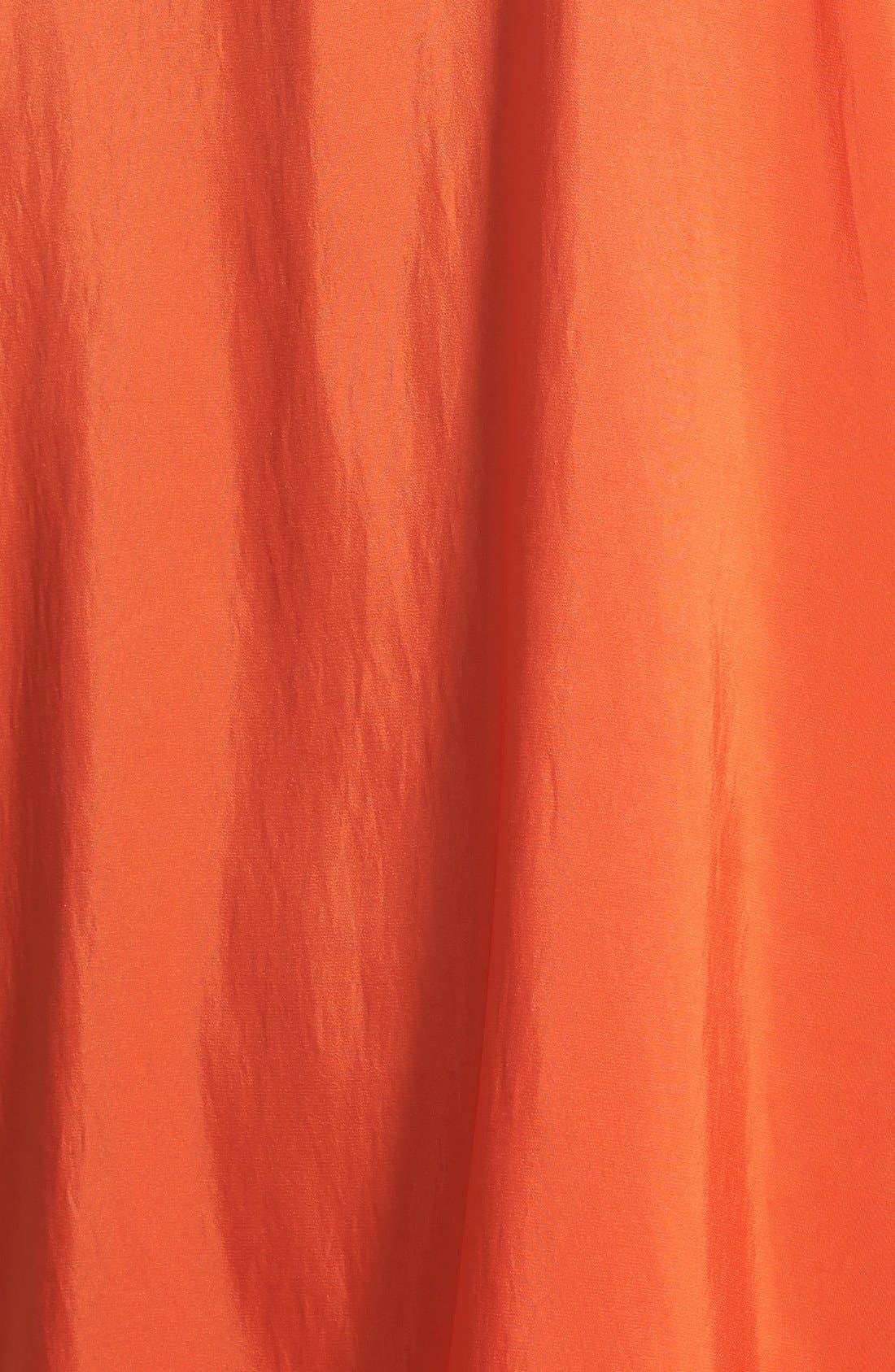 'Mini Donatella' Reversible Pleat Hood Packable Travel Coat,                             Alternate thumbnail 60, color,