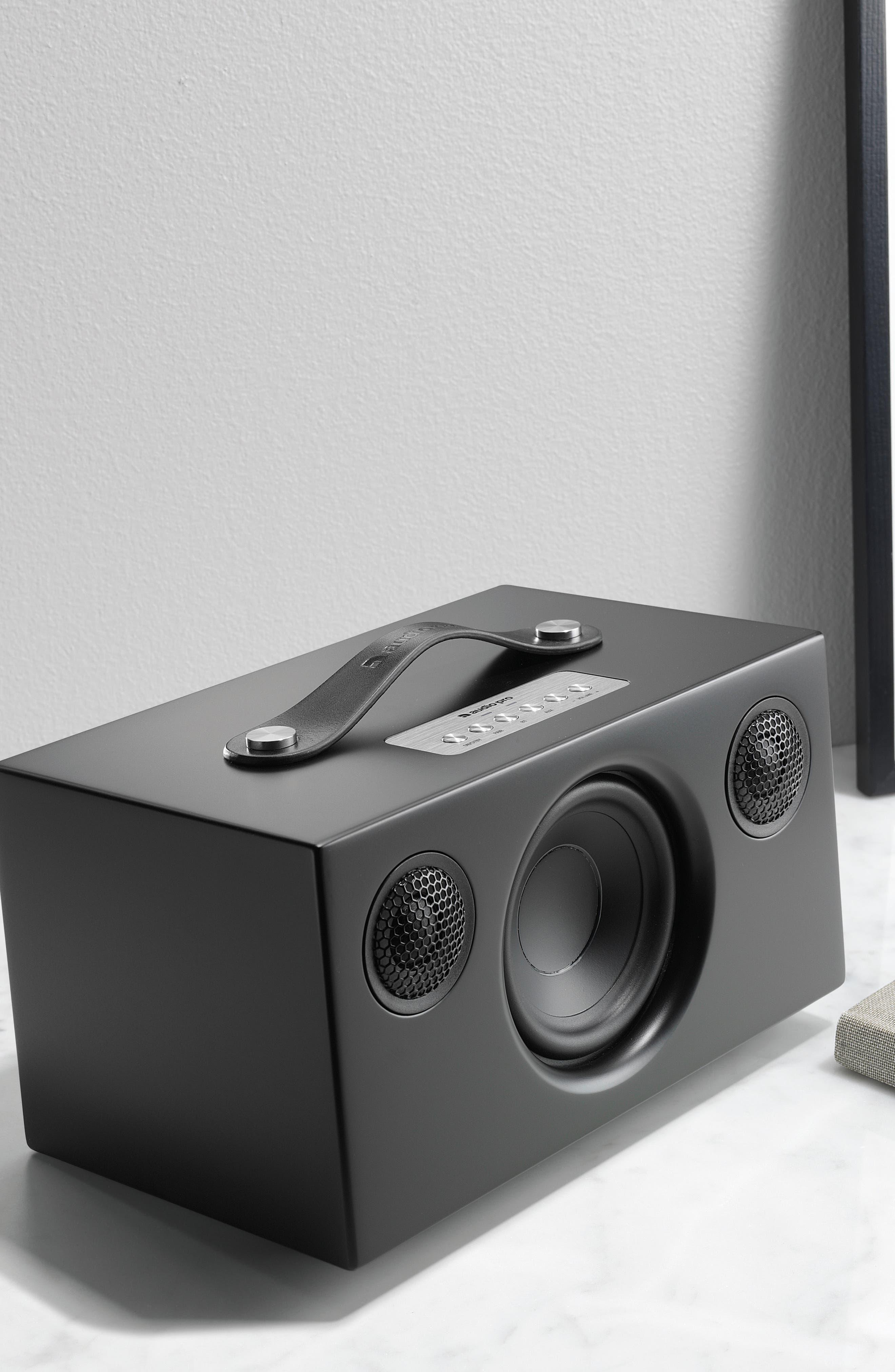 Addon T3 Portable Speaker,                             Alternate thumbnail 5, color,                             COAL BLACK