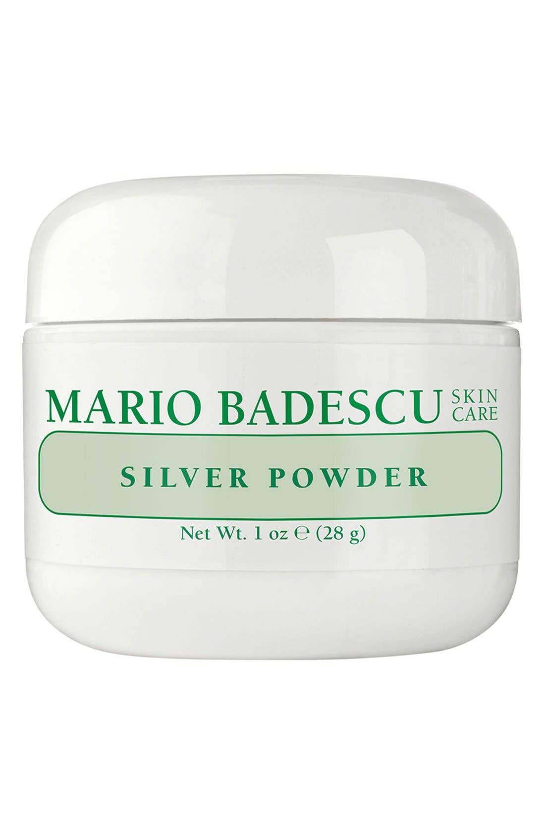 Silver Powder,                         Main,                         color, NO COLOR