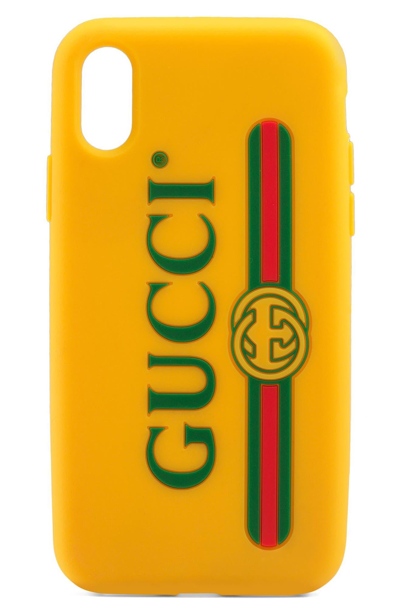 Logo iPhone X Case,                             Main thumbnail 3, color,
