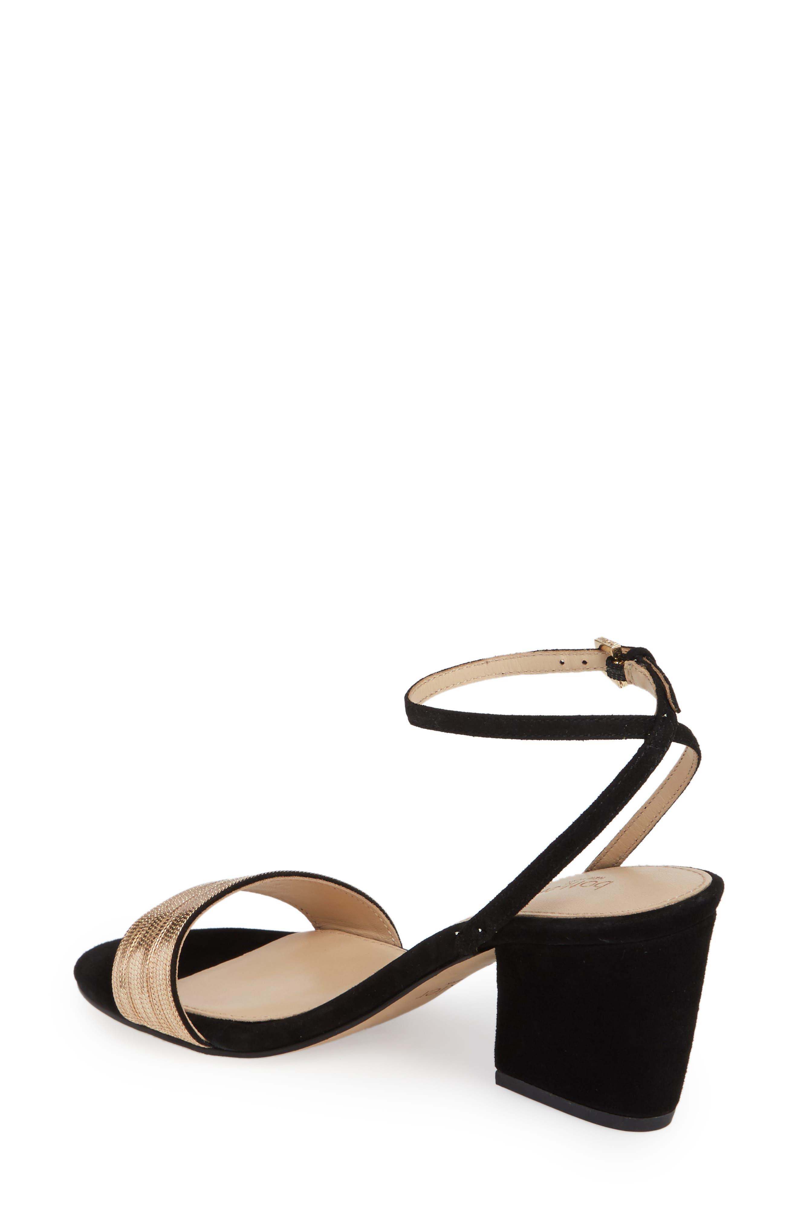 Persi Chain Wraparound Sandal,                             Alternate thumbnail 4, color,