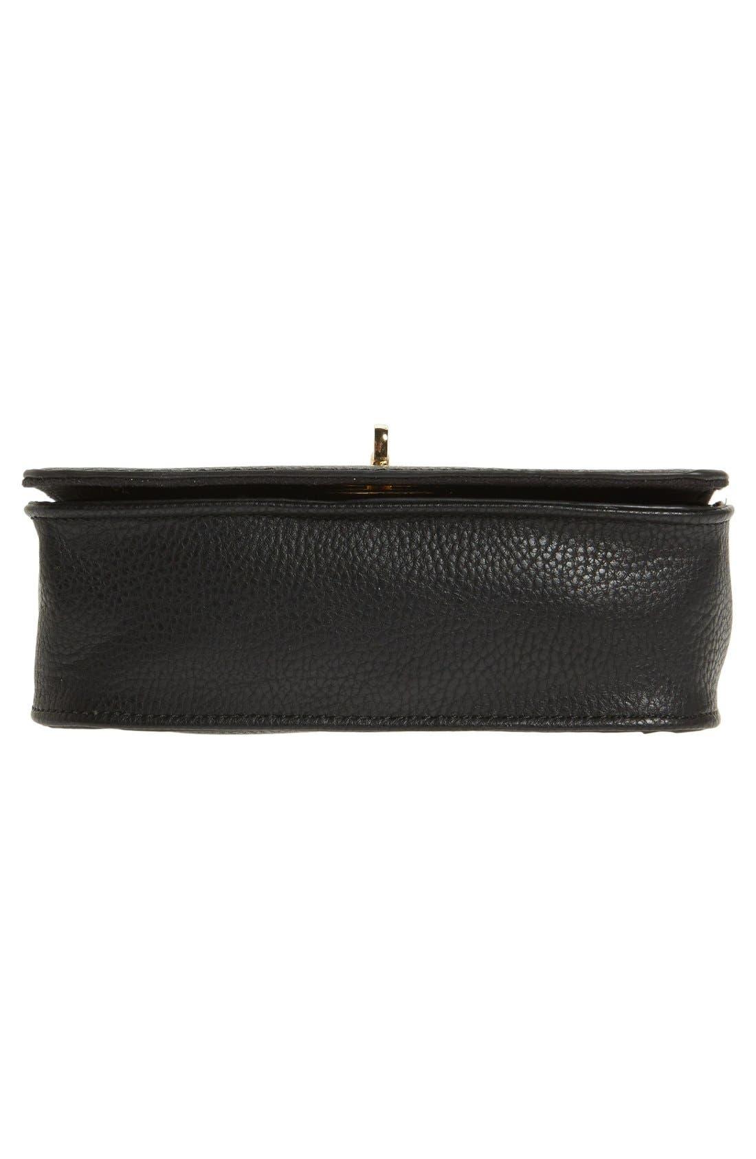 Faux Leather Crossbody Bag,                             Alternate thumbnail 16, color,