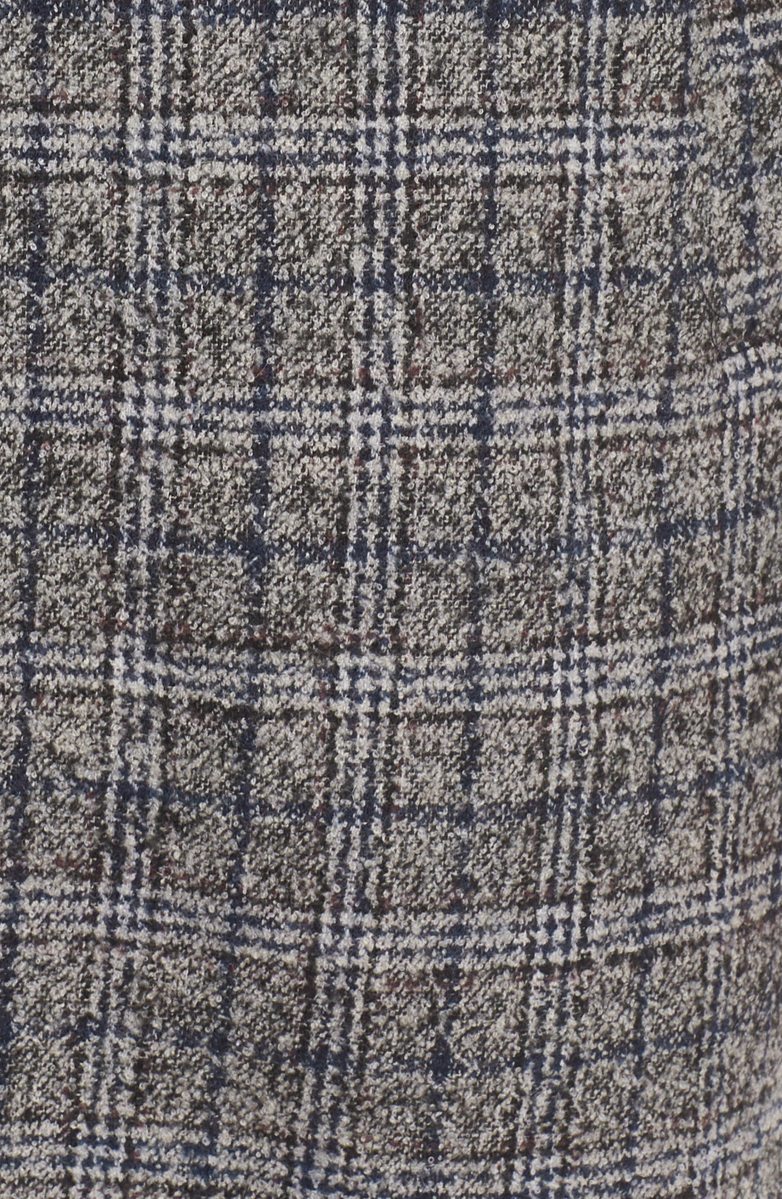 Double Fold Collar Coat,                             Alternate thumbnail 7, color,                             450