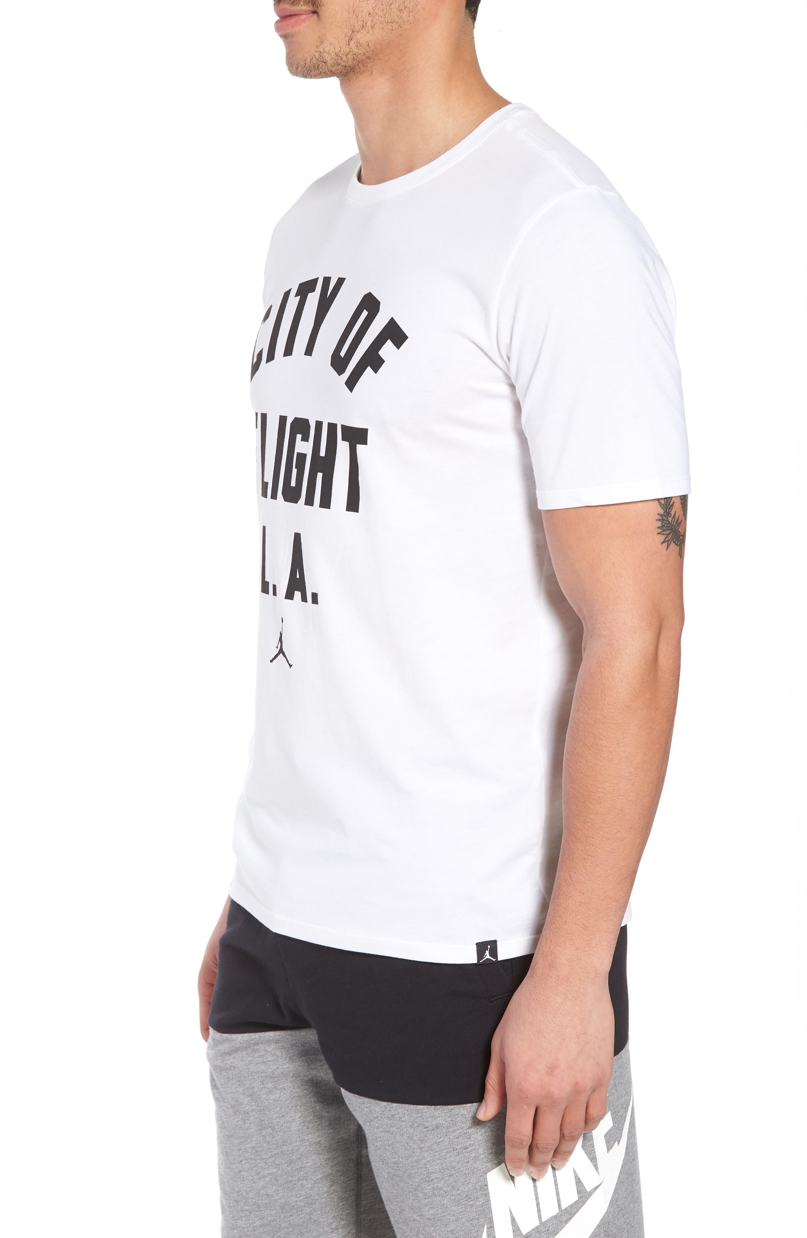 Sportswear City of Flight T-Shirt,                             Alternate thumbnail 8, color,