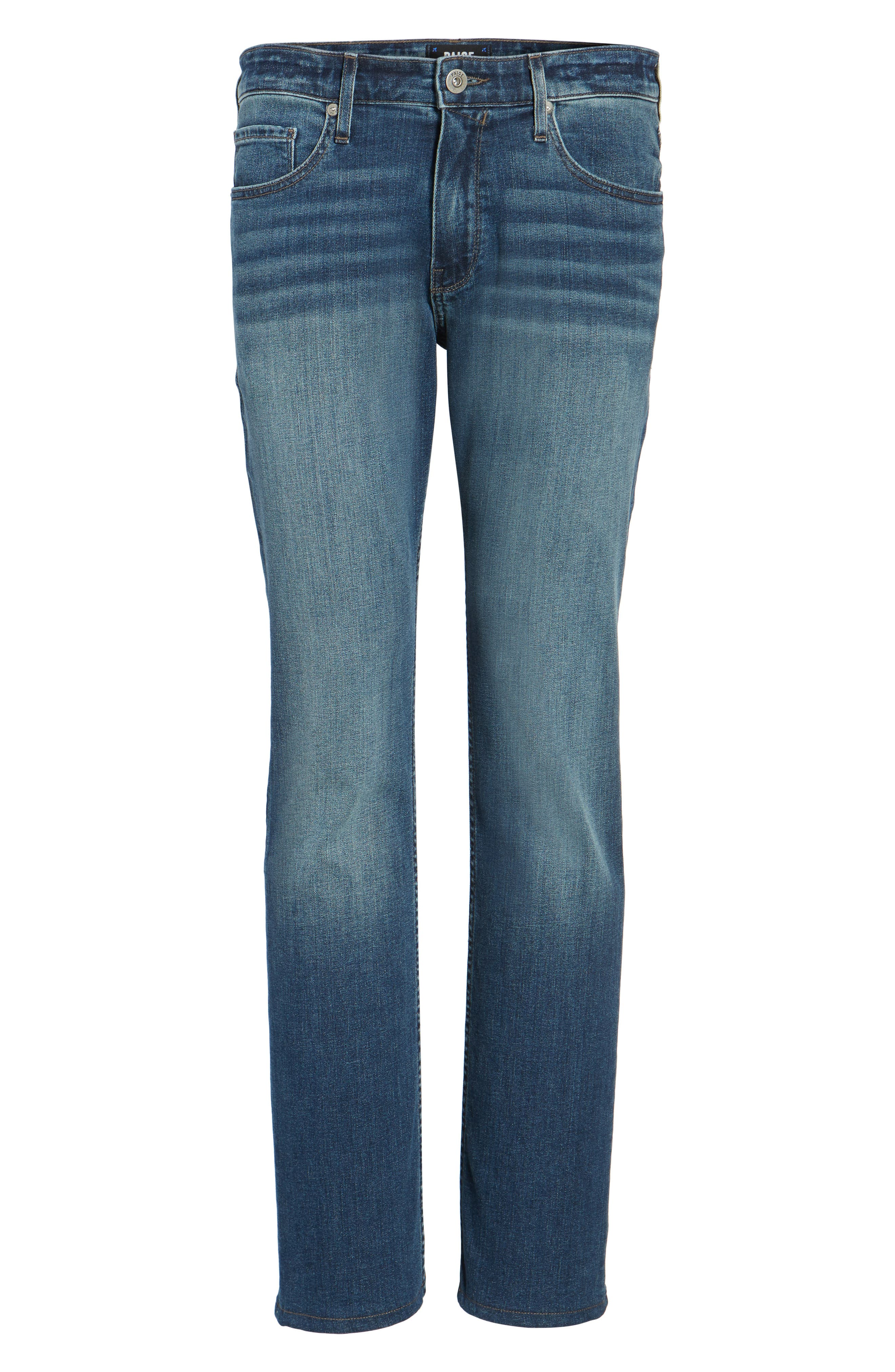 Legacy - Normandie Straight Leg Jeans,                             Alternate thumbnail 6, color,                             400