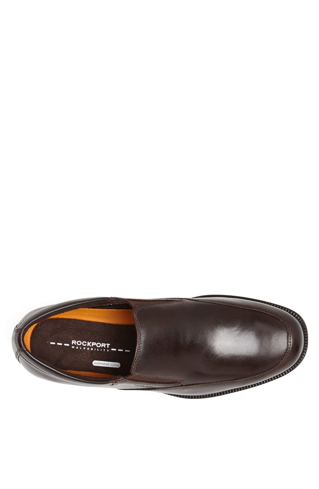 'Essential Details' Waterproof Loafer,                             Alternate thumbnail 4, color,