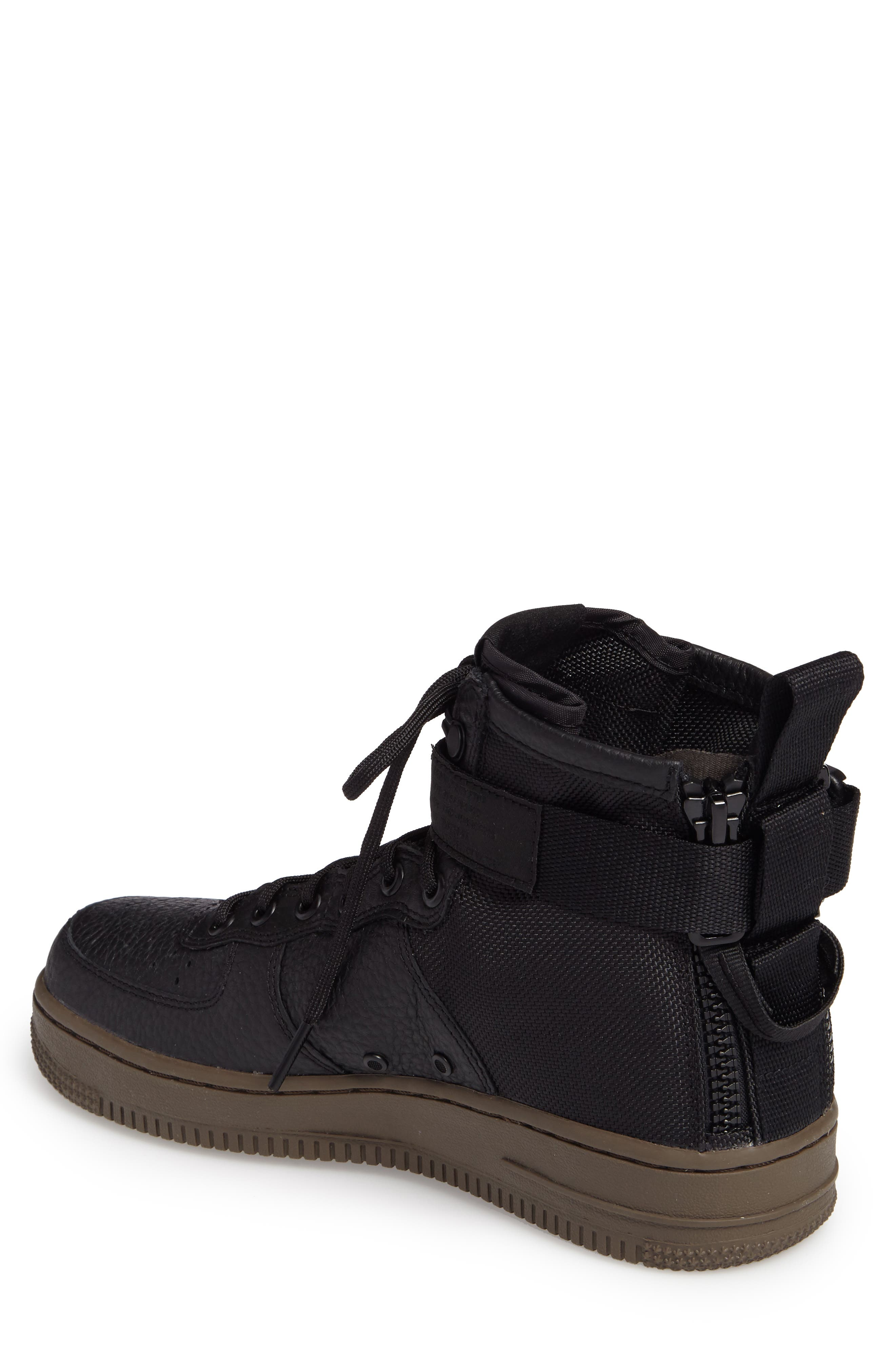 SF Air Force 1 Mid Sneaker,                             Alternate thumbnail 2, color,                             003