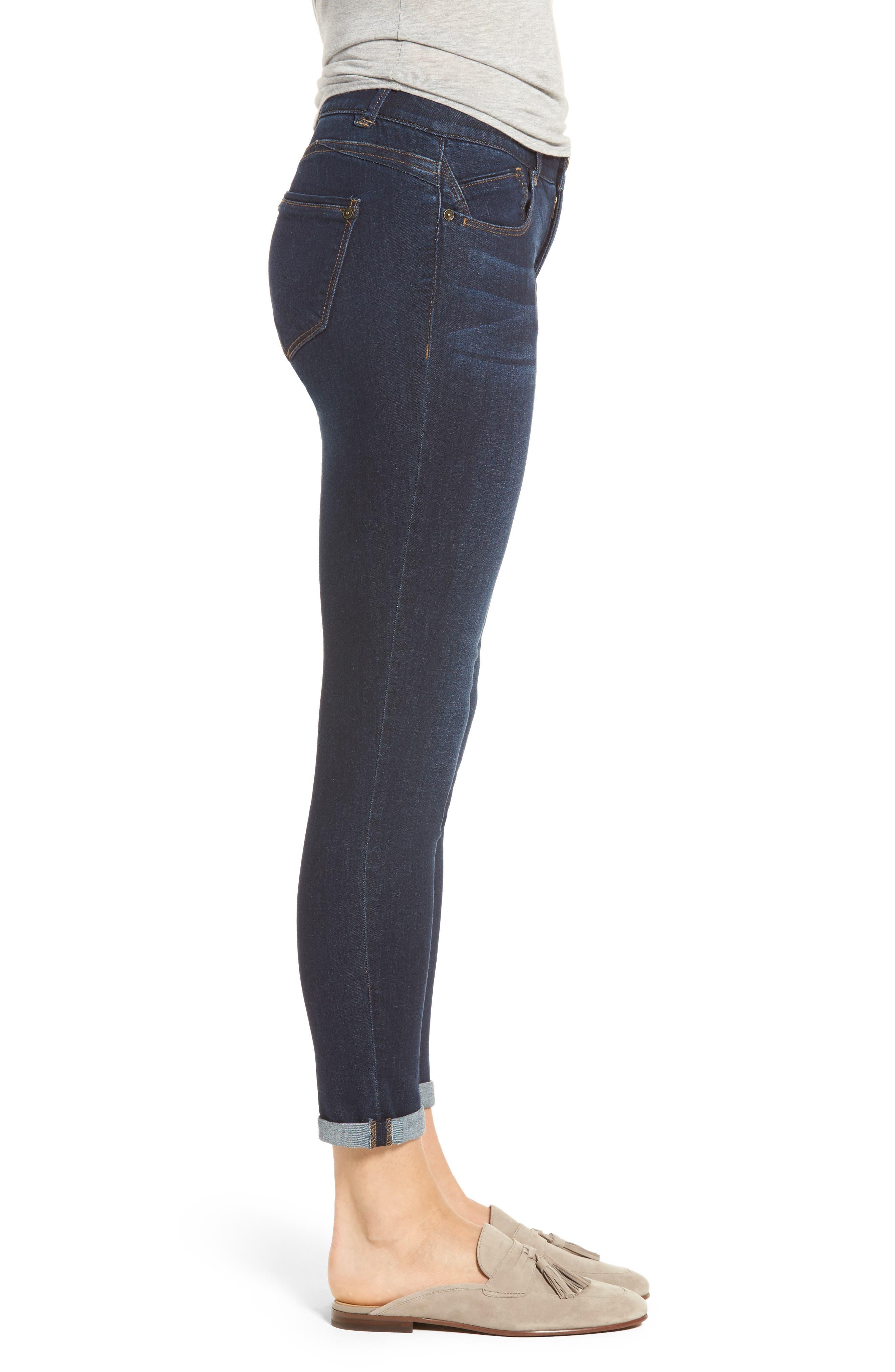 Ab-solution Boyfriend Ankle Jeans,                             Alternate thumbnail 6, color,