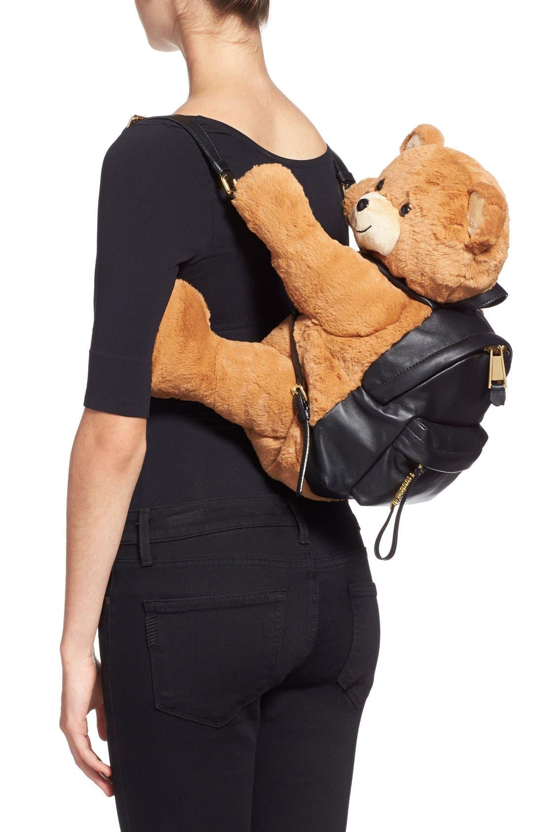 'Bear Hug' Backpack,                             Alternate thumbnail 2, color,                             200