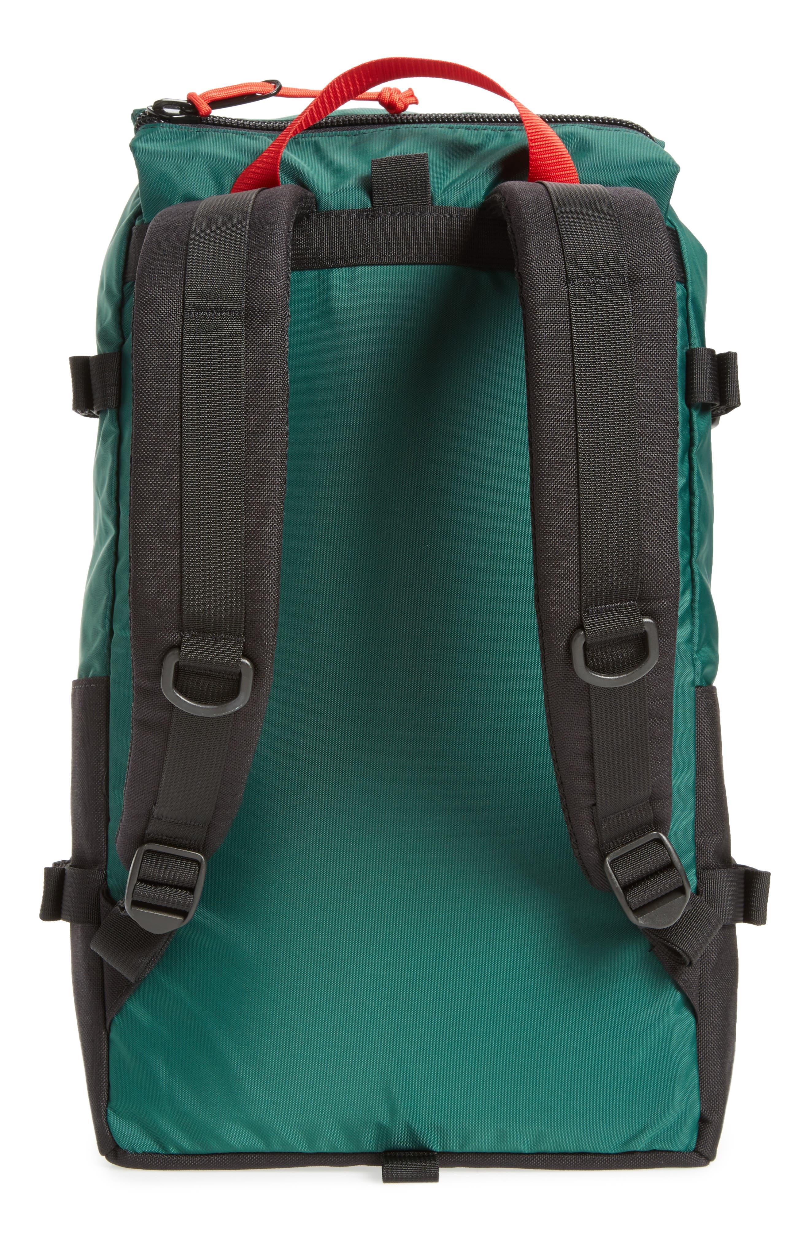 Rover Backpack,                             Alternate thumbnail 3, color,                             FOREST/ BLACK