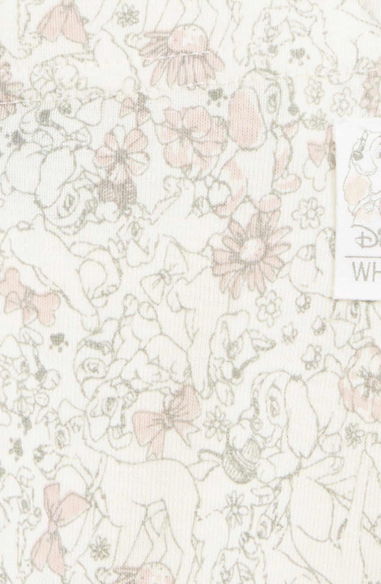 Disney 'Lady & the Tramp' Organic Cotton Leggings,                             Alternate thumbnail 2, color,                             900