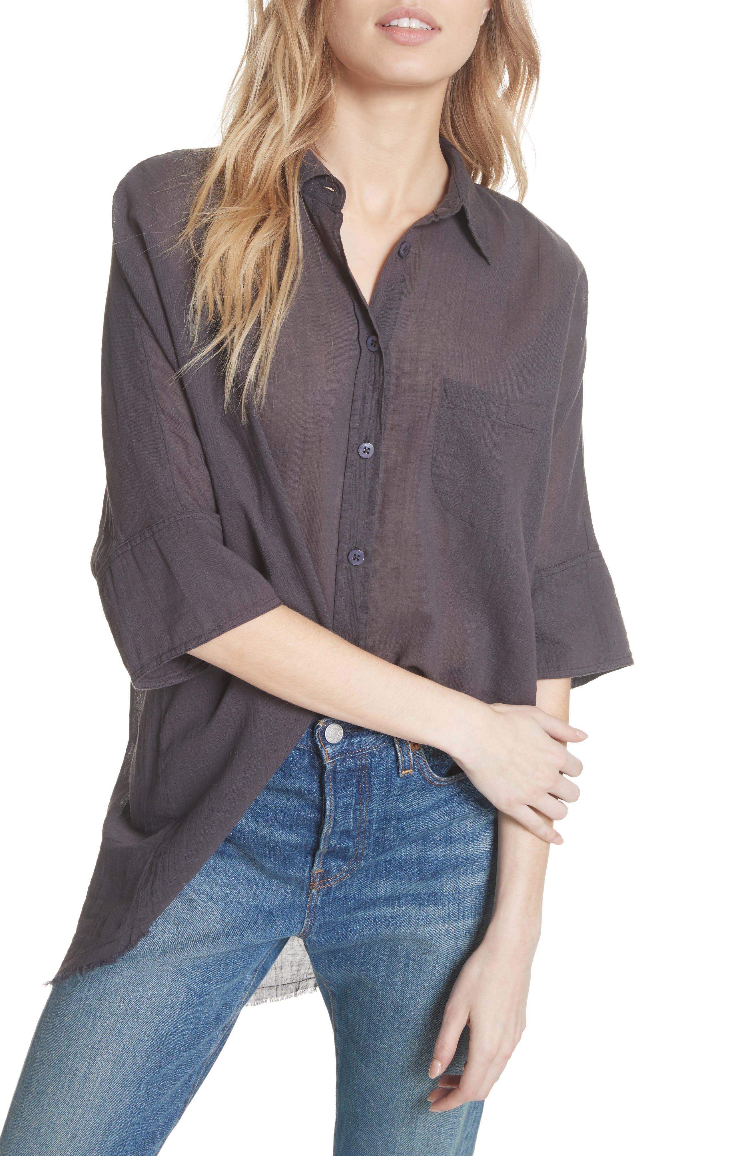 Best of Me Button Down Shirt,                         Main,                         color, 001