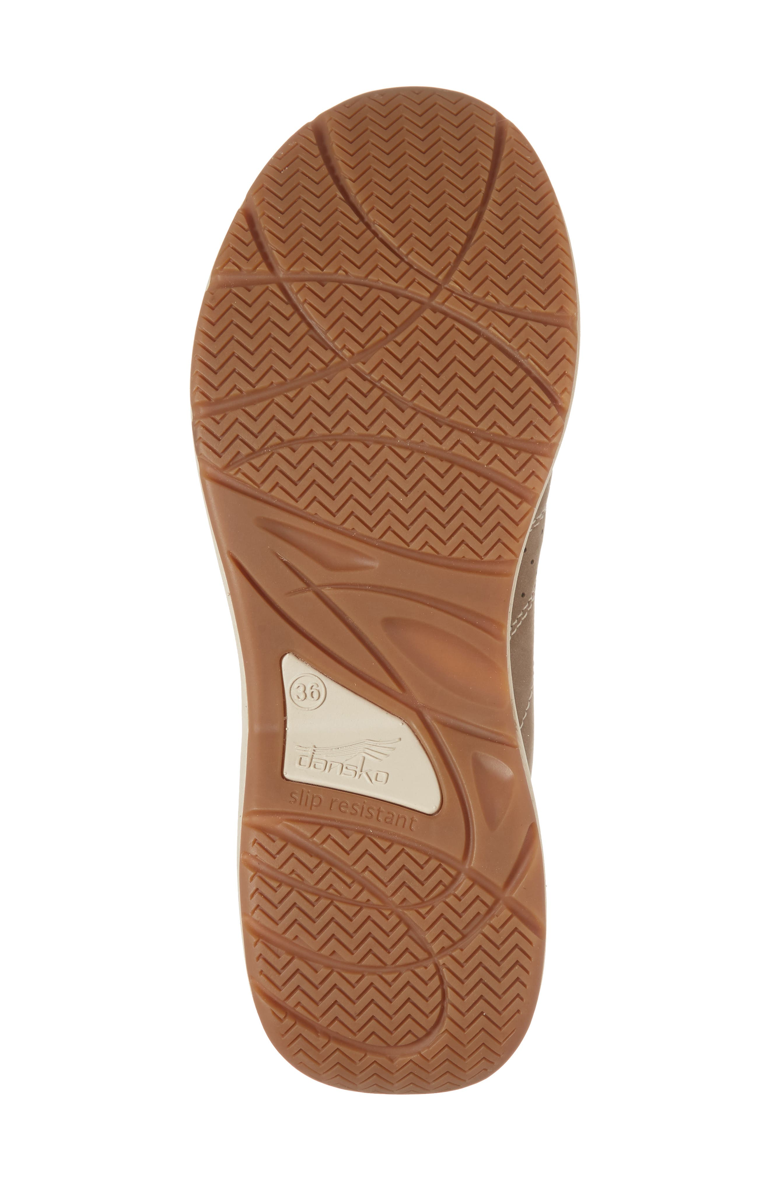 Dankso Shelly Mule,                             Alternate thumbnail 6, color,                             TAUPE MILLED NUBUCK LEATHER