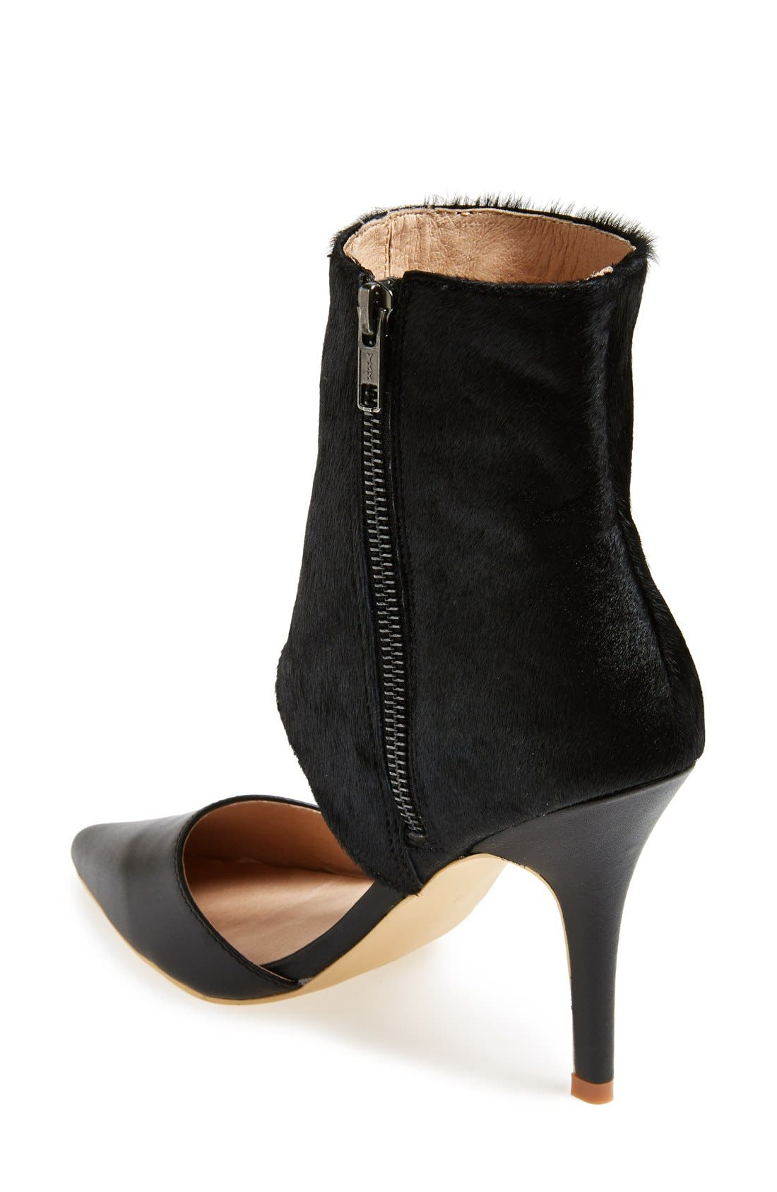 'Tylar' Cutout Bootie,                             Alternate thumbnail 4, color,