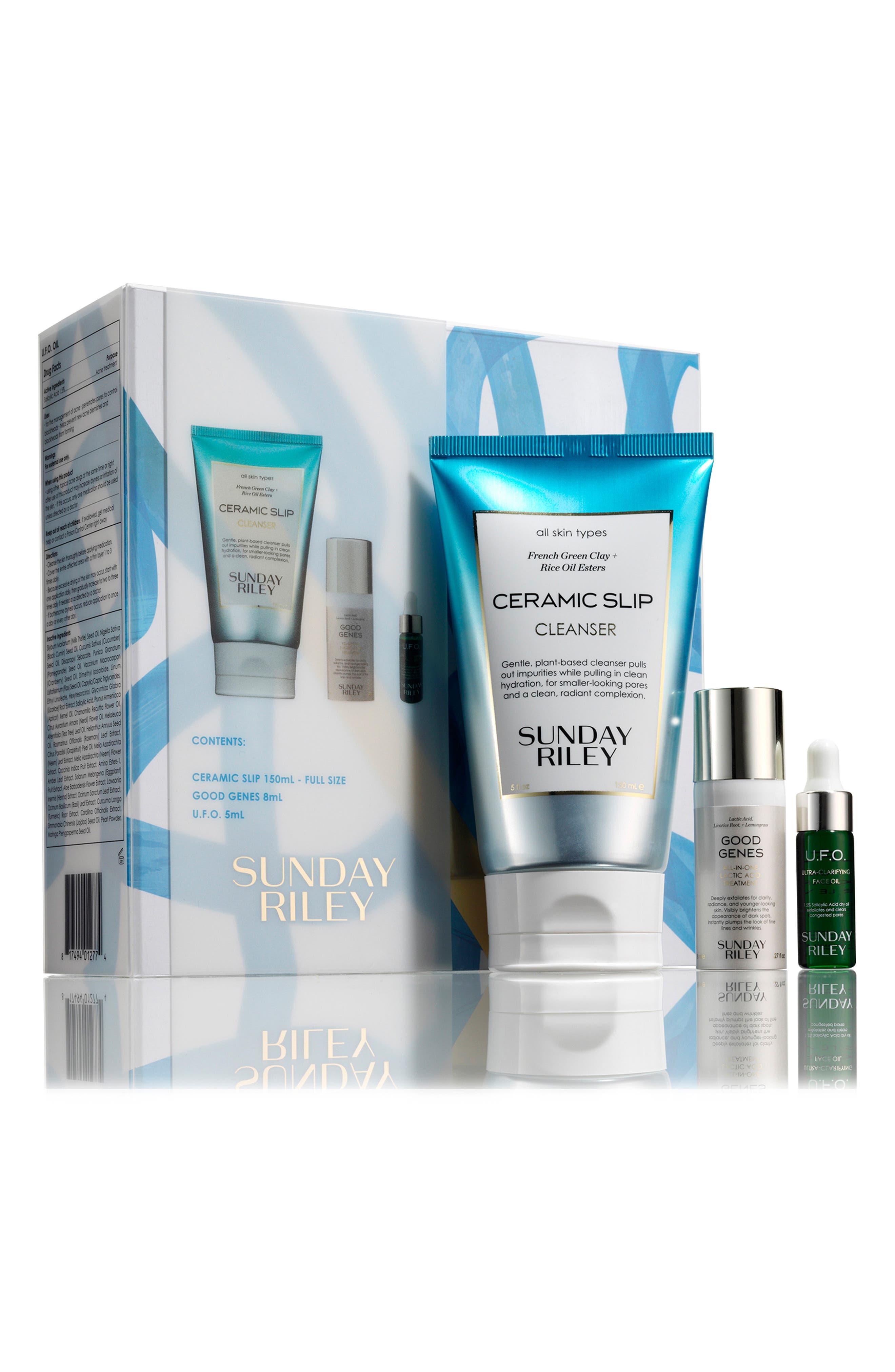 SUNDAY RILEY Cleanse + Detox Kit