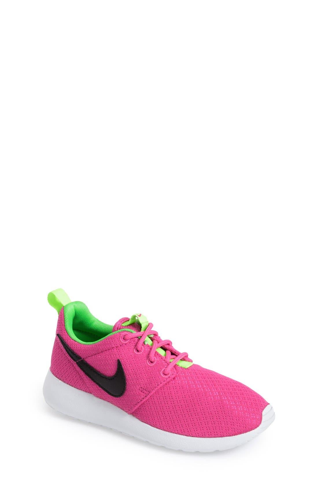 'Roshe Run' Athletic Shoe,                             Main thumbnail 46, color,