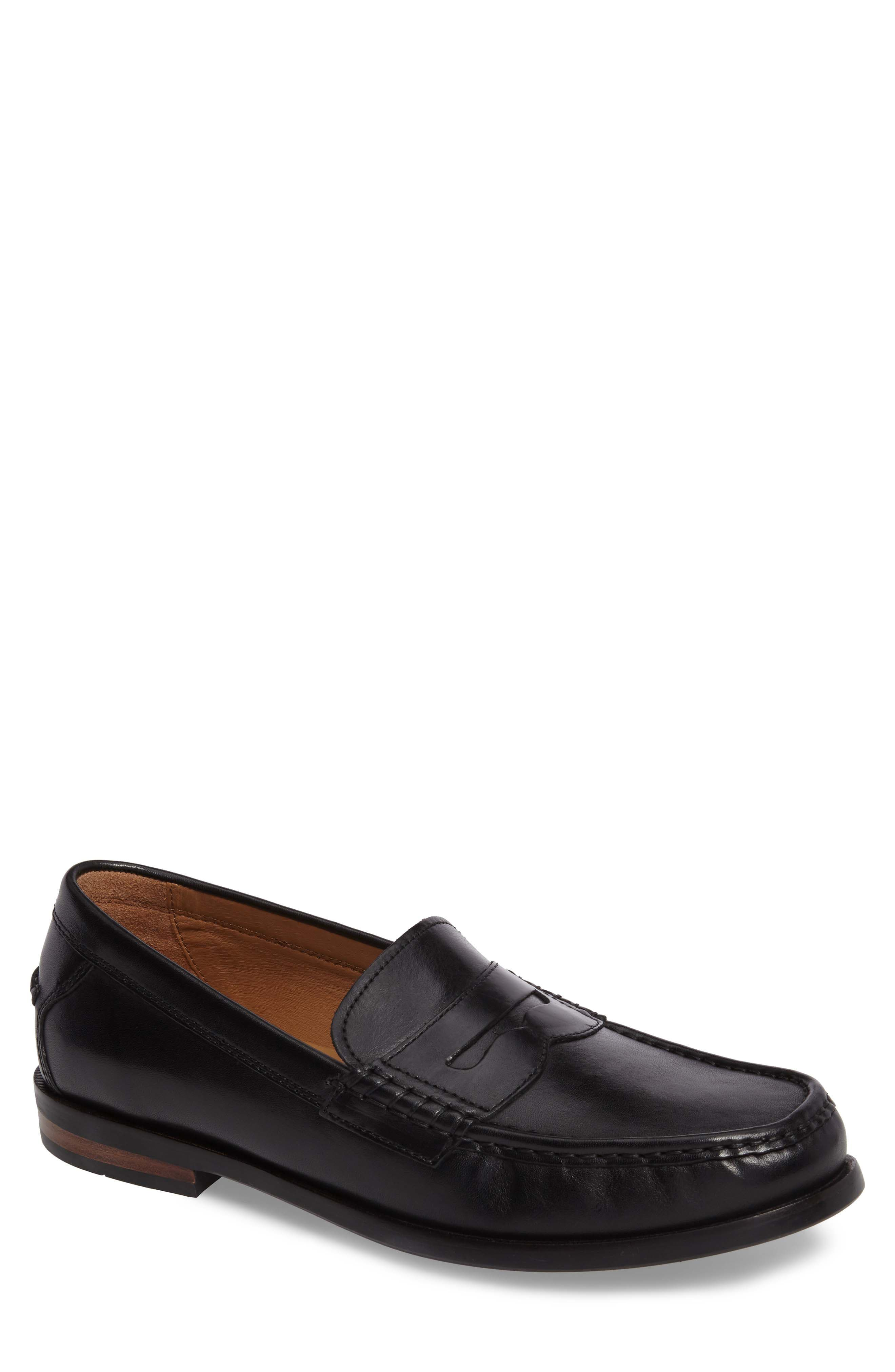 Pinch Friday Penny Loafer,                         Main,                         color, 001