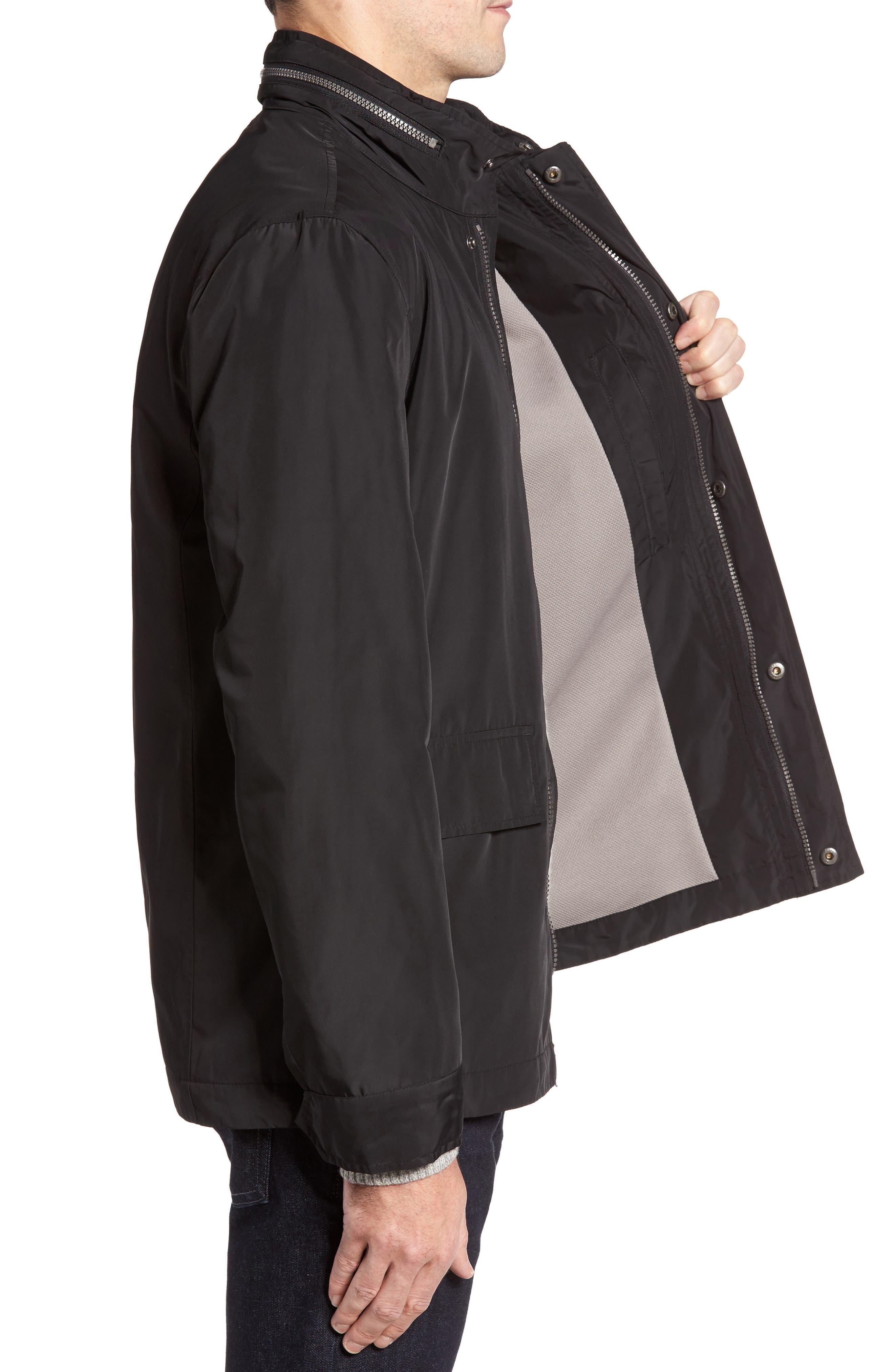 Packable Jacket,                             Alternate thumbnail 3, color,                             001