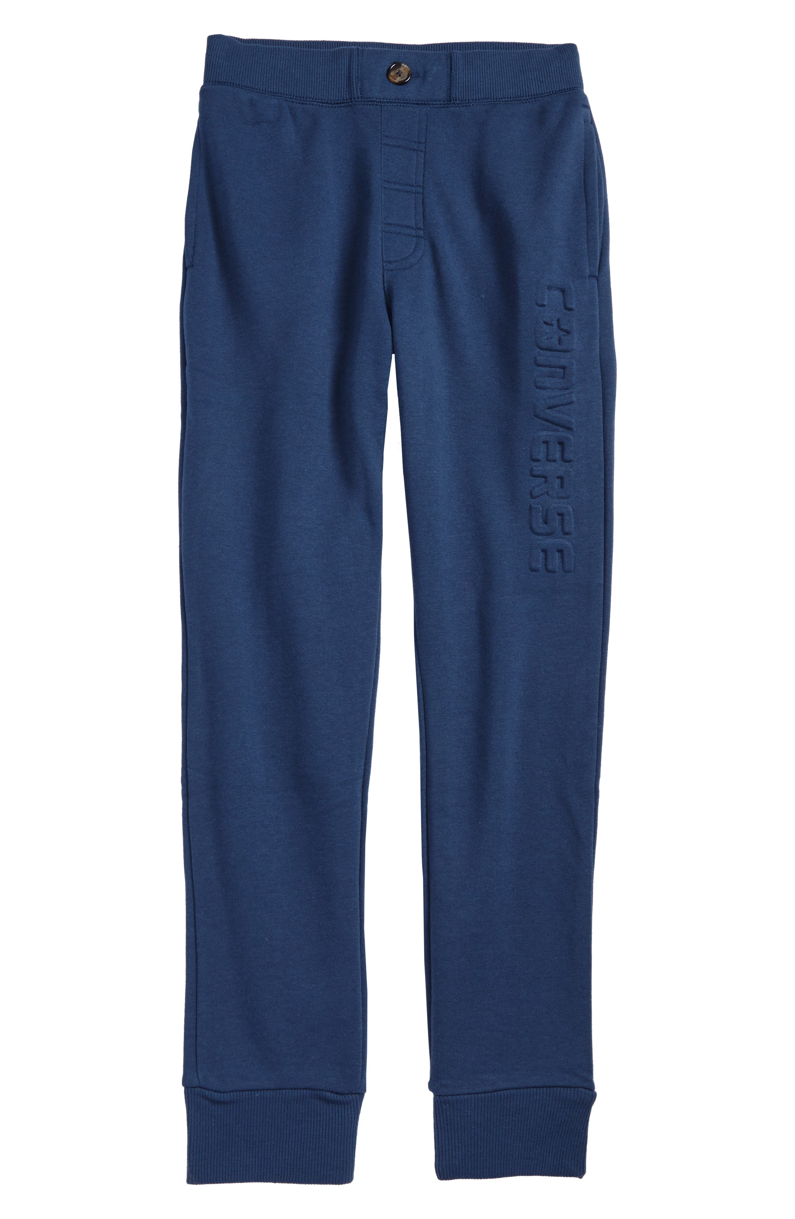 Embossed Logo Sweatpants,                             Main thumbnail 1, color,                             411