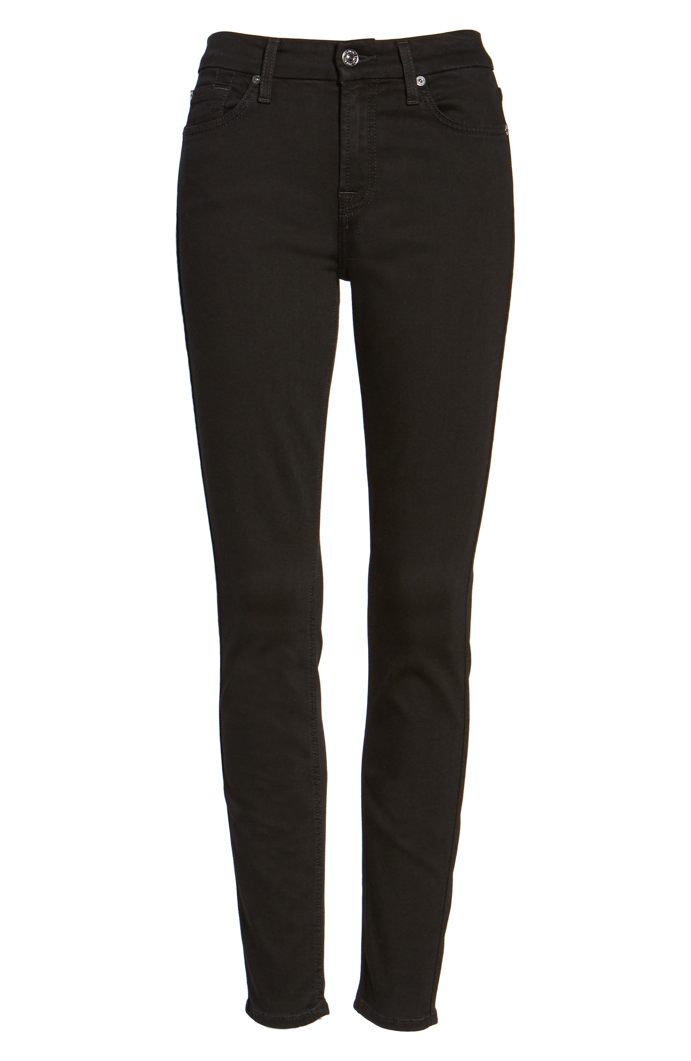 b(air) Ankle Skinny Jeans,                             Alternate thumbnail 2, color,                             004