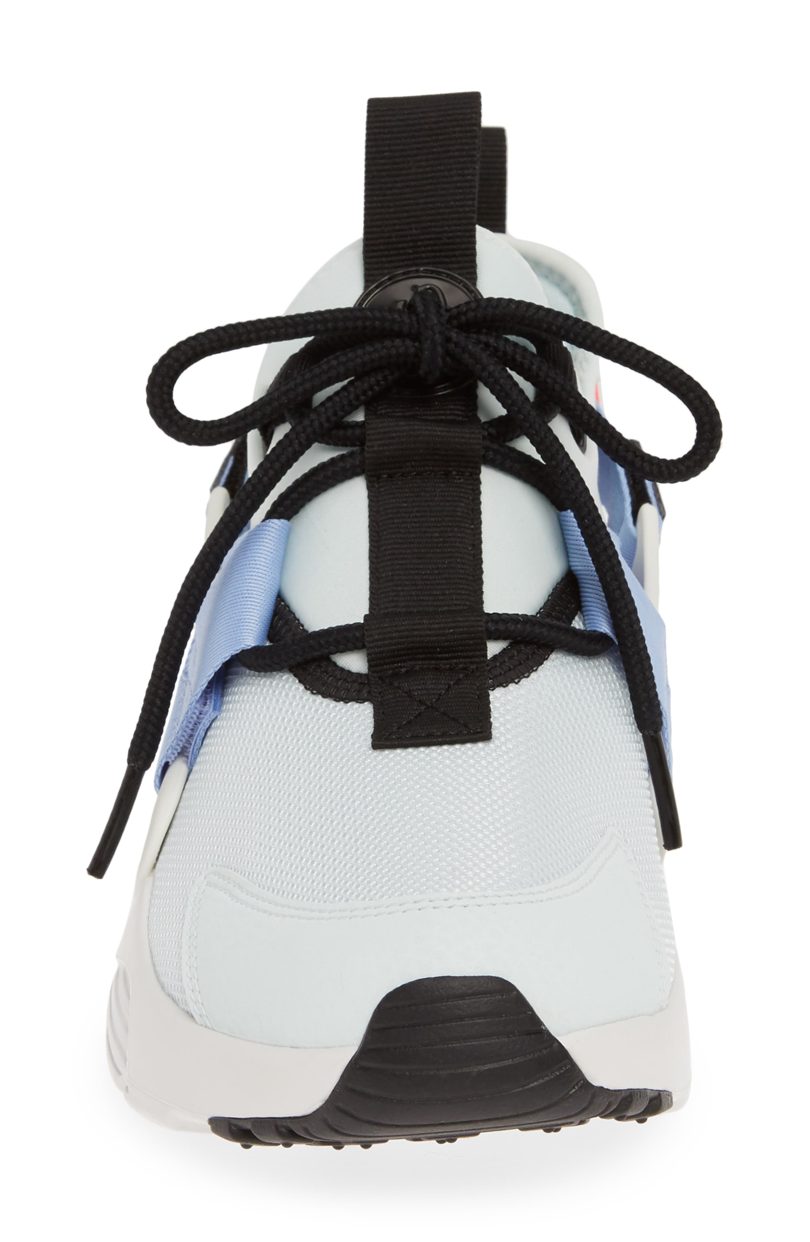 NIKE,                             Air Huarache City Sneaker,                             Alternate thumbnail 4, color,                             GHOST AQUA/ BLACK/ WHITE