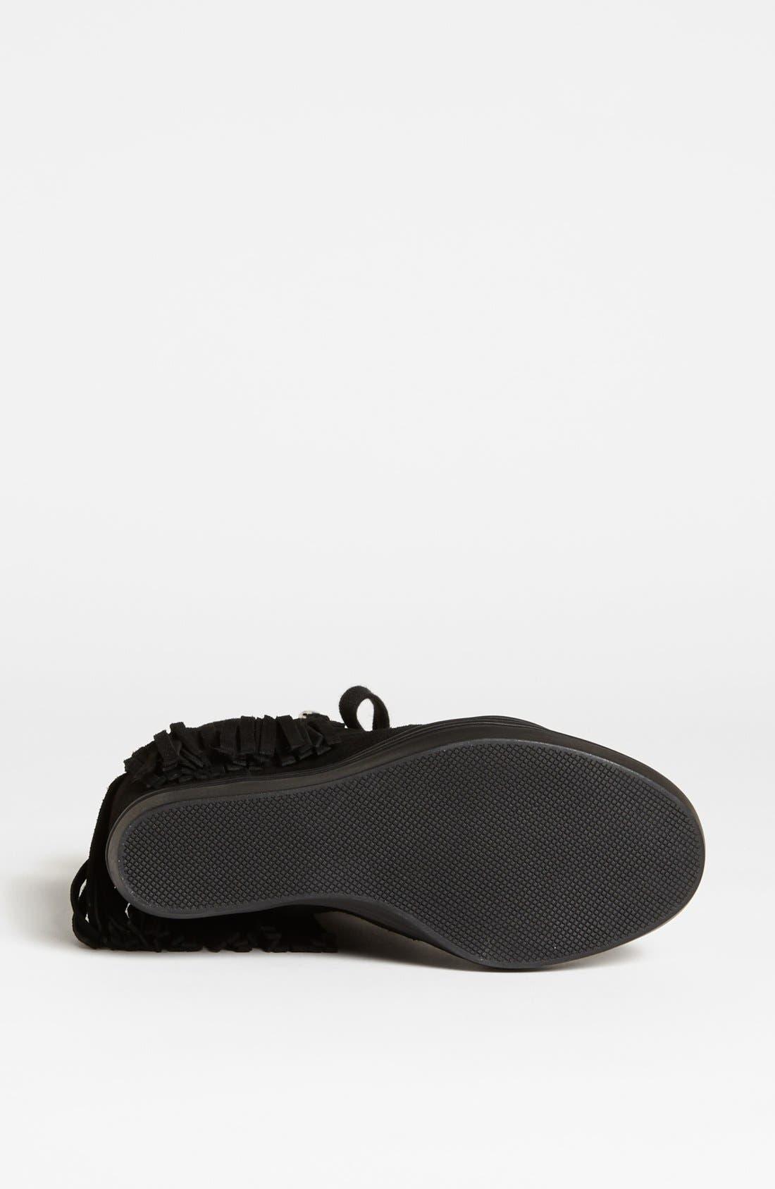 'Georga-F' Wedge Sneaker,                             Alternate thumbnail 3, color,                             006