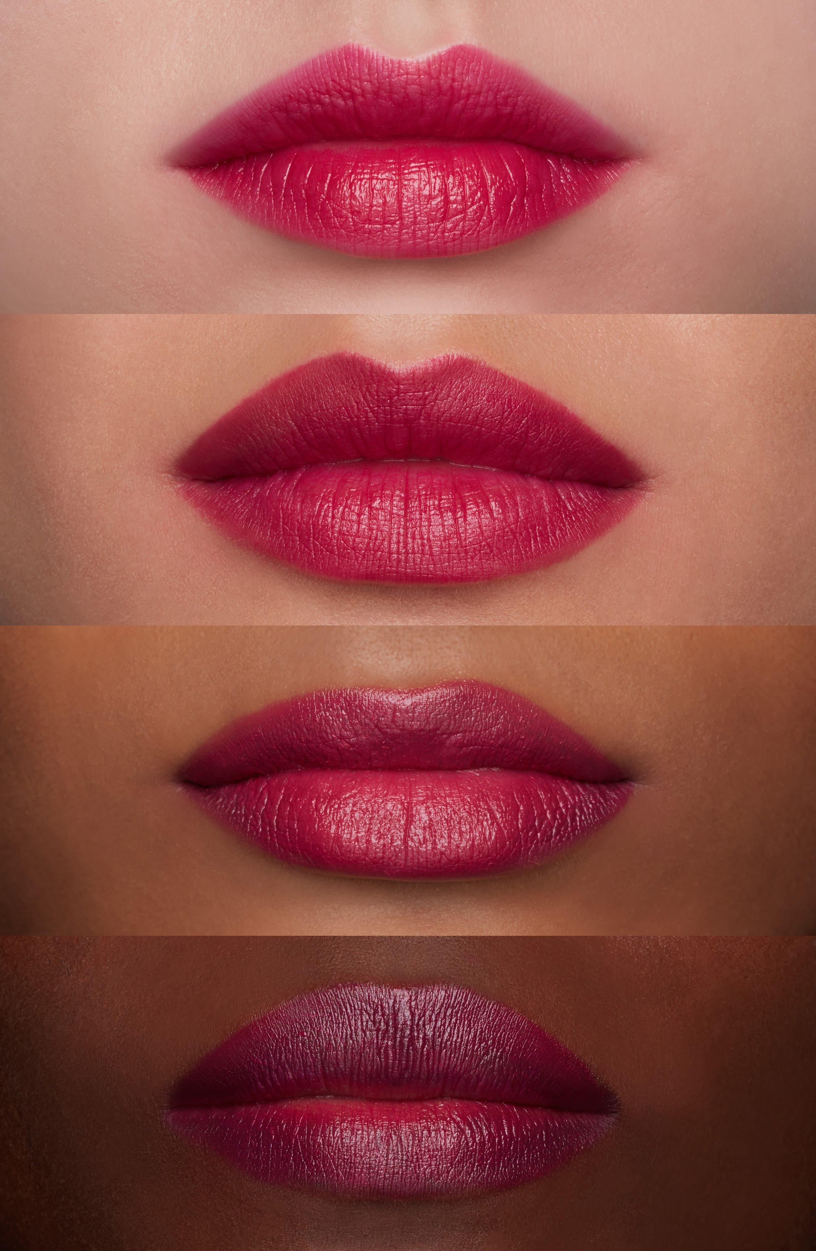 MAC Viva Glam Taraji P. Henson Lipstick,                             Alternate thumbnail 6, color,                             650