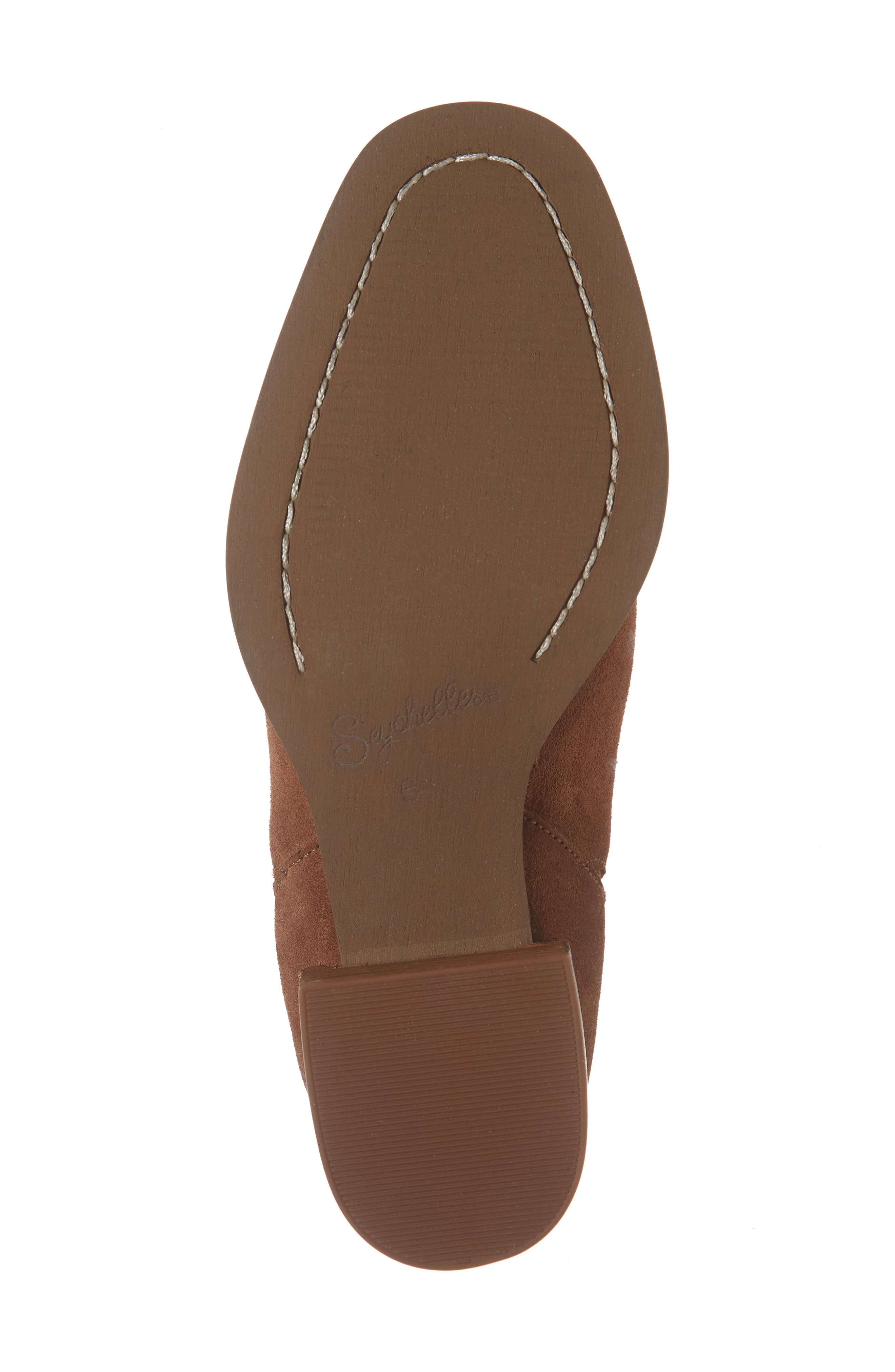 Offstage Boot,                             Alternate thumbnail 6, color,                             COGNAC SUEDE