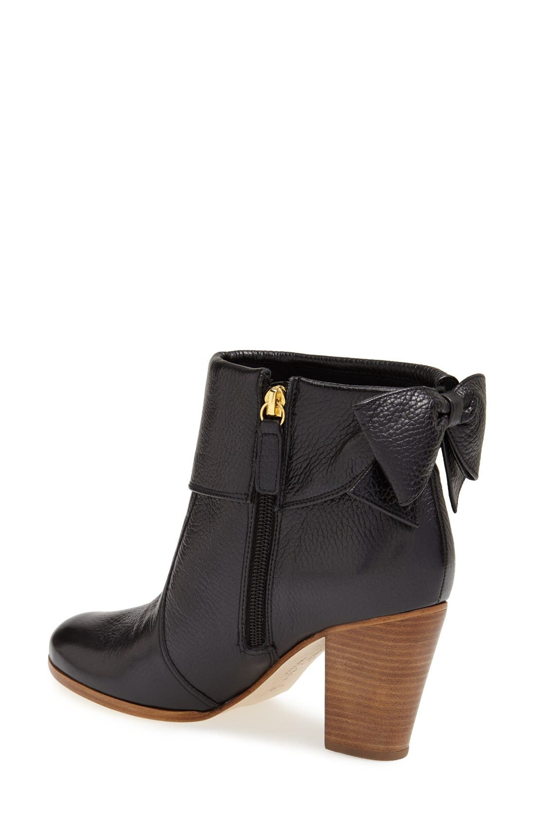 'lanise' leather boot,                             Alternate thumbnail 7, color,