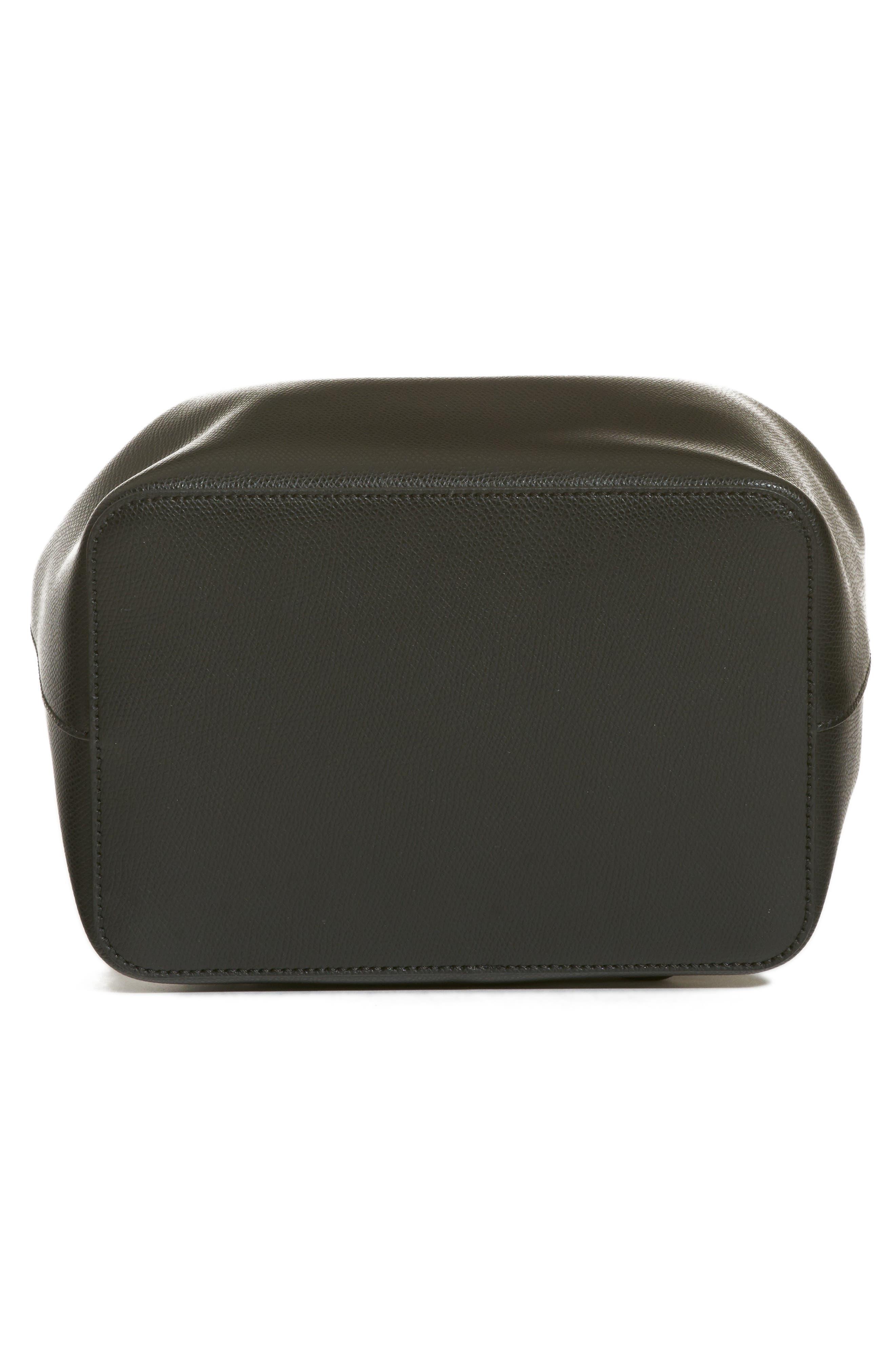 FENDI,                             Cruise Calfskin Leather Backpack,                             Alternate thumbnail 5, color,                             006