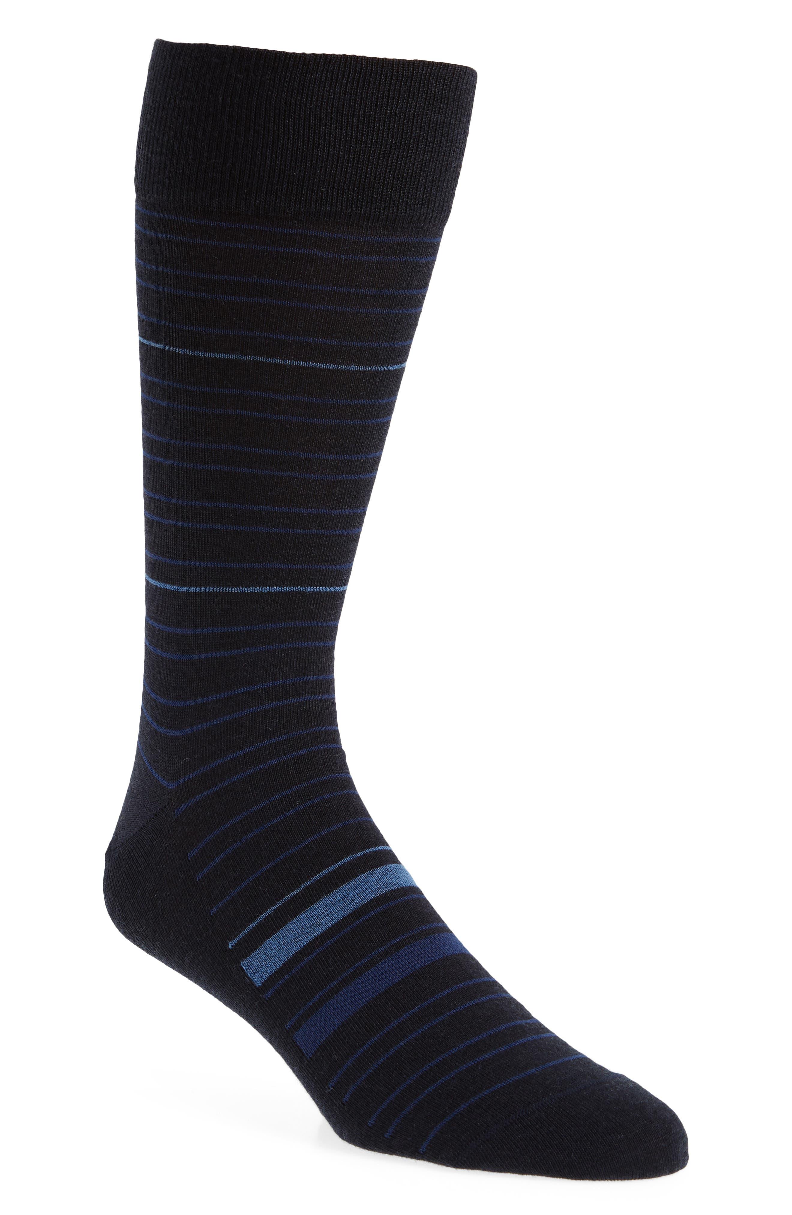 Thin Pop Stripe Socks,                             Main thumbnail 1, color,                             410